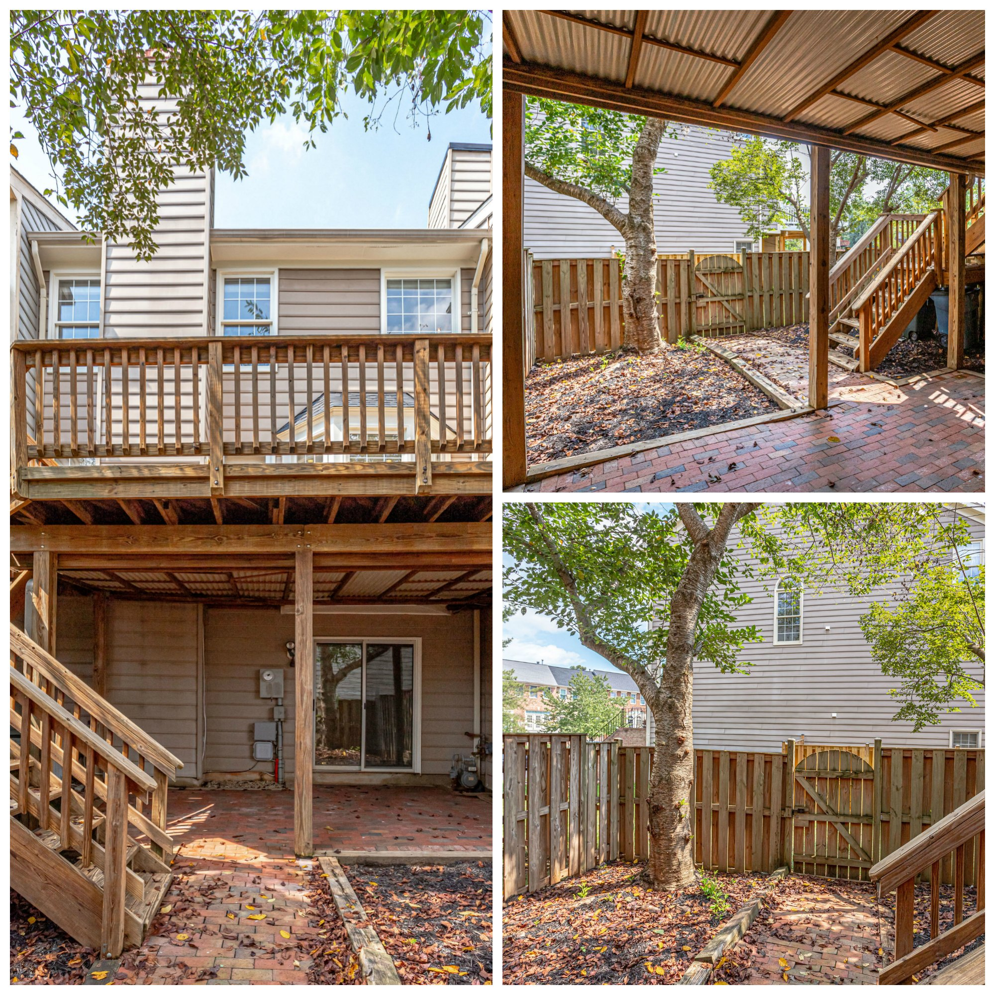 20352 Burnley Sq, Sterling- Deck and Patio