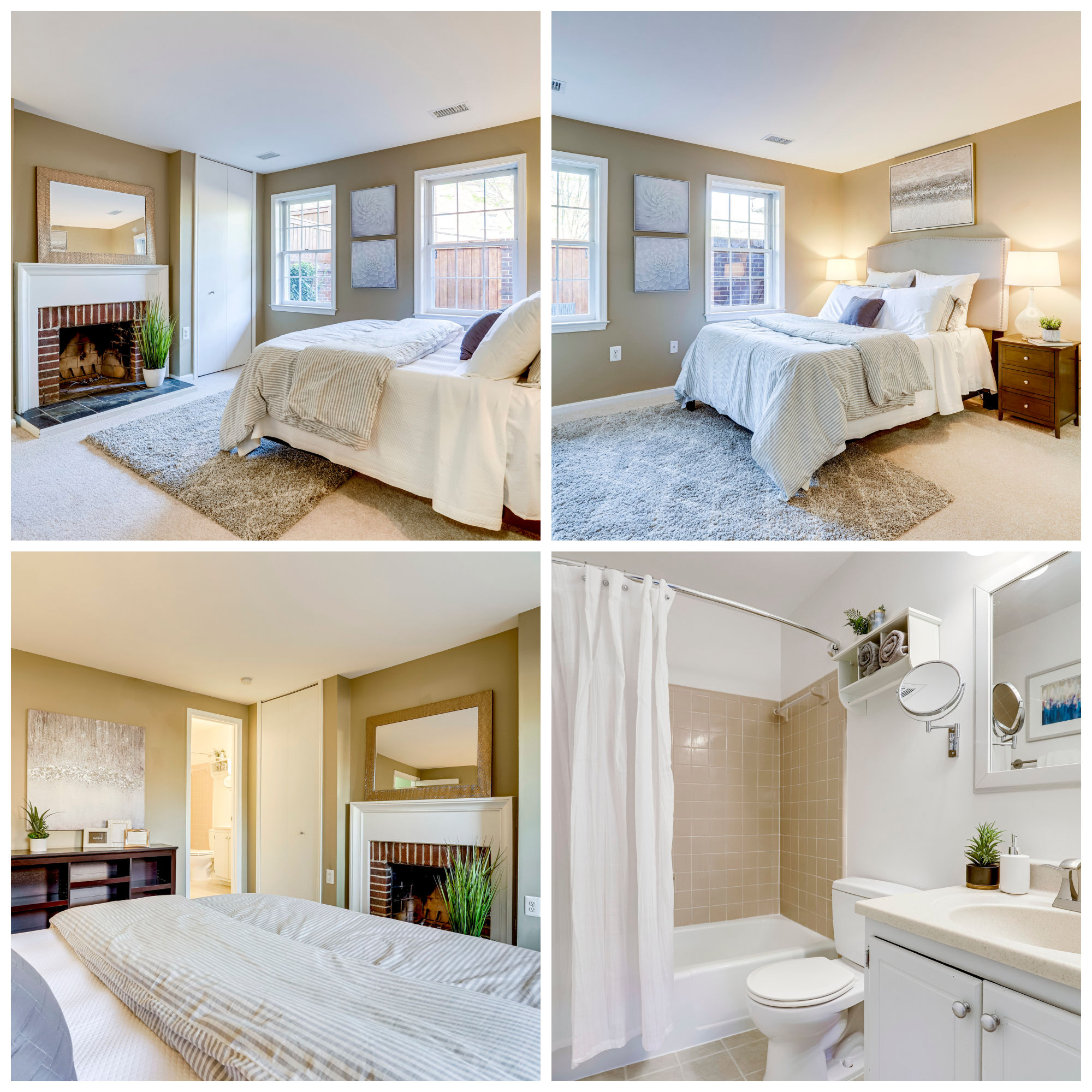 1947 N Calvert St #1, Arlington- Primary Suite