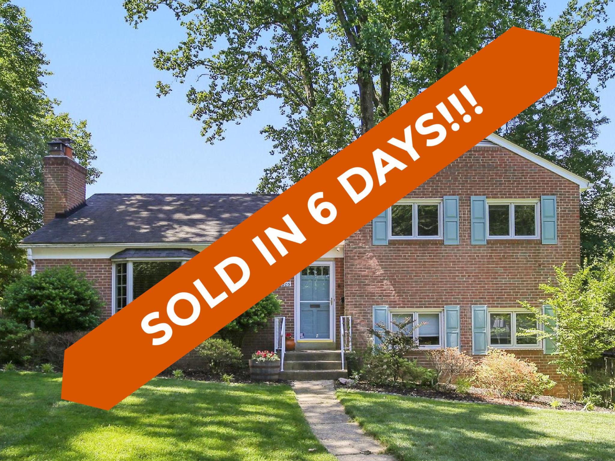 6203 Colmac Dr, Falls Church -Sold