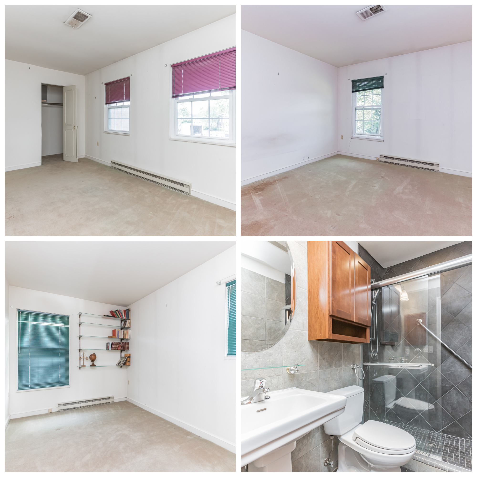 736 Colonial Ave, Sterling- Bedrooms and Bathroom