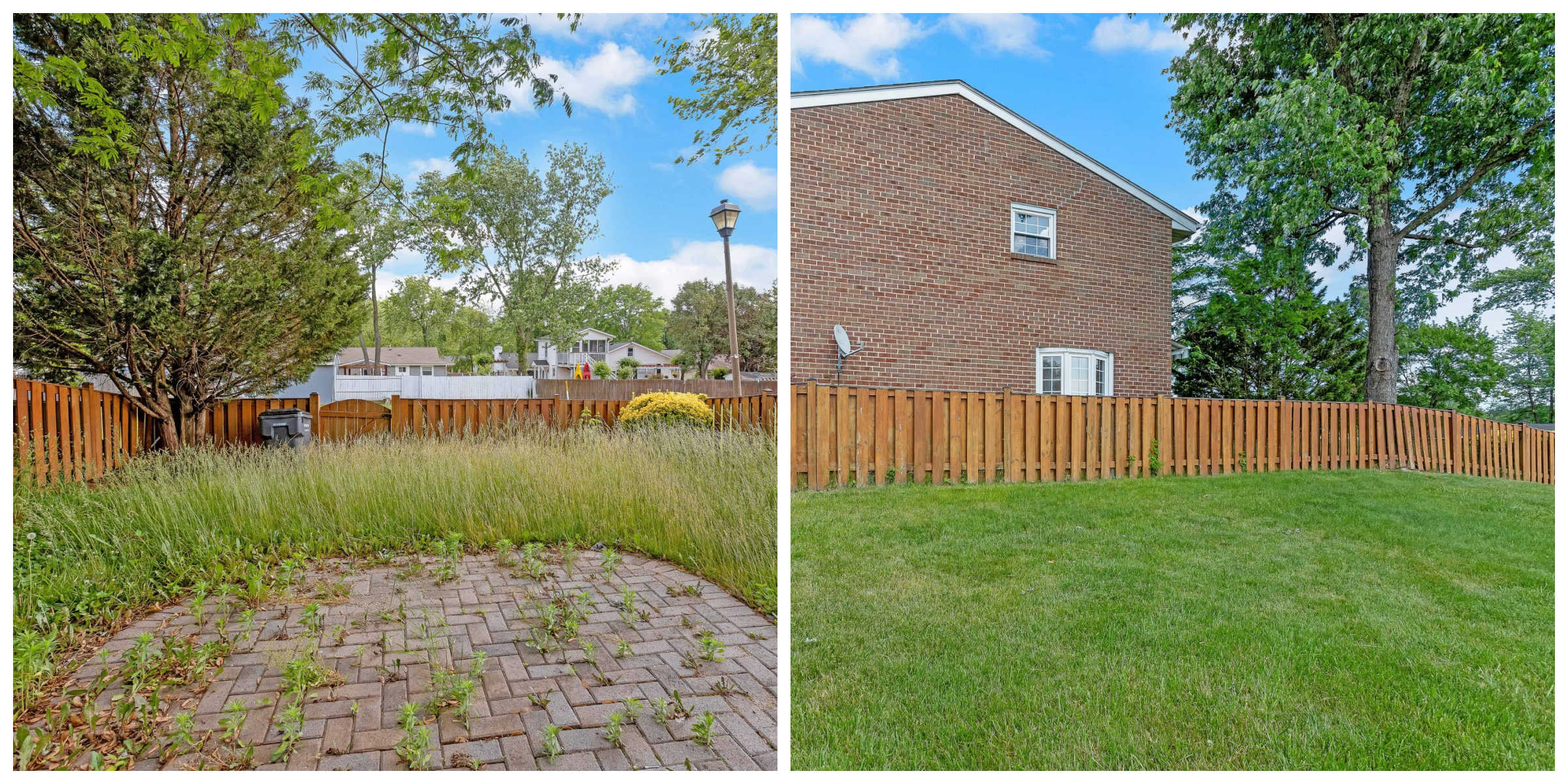 736 Colonial Ave, Sterling- Yard