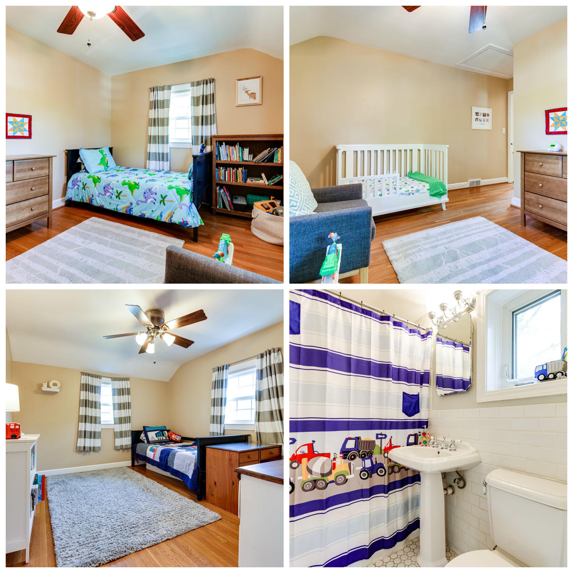 167 N Columbus St, Arlington- Additional Beds and Bath