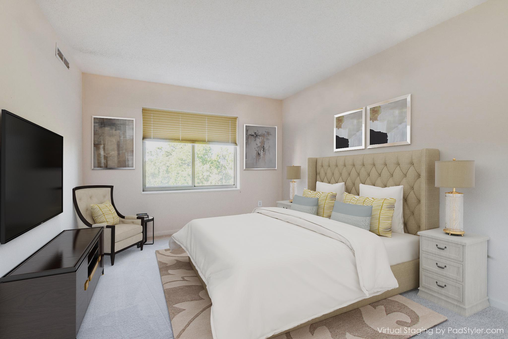 19355 Cypress Ridge_601 Lansdowne Woods_Master Bedroom