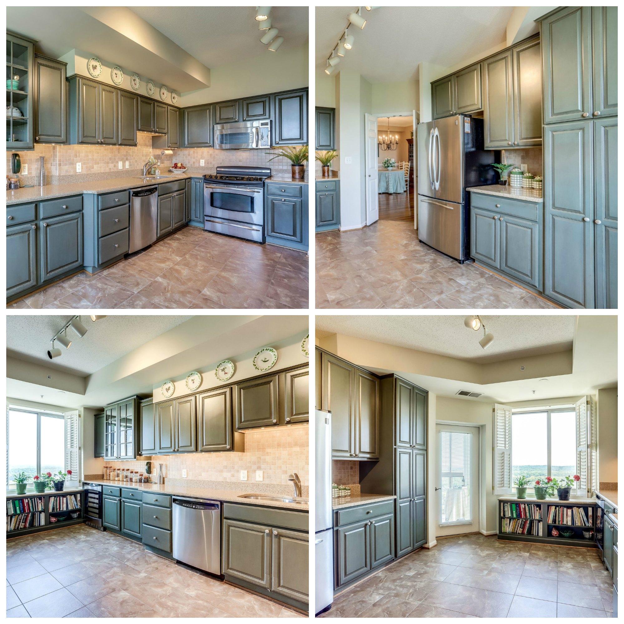 19355 Cypress Ridge Ter #912 - Lansdowne Woods- Kitchen