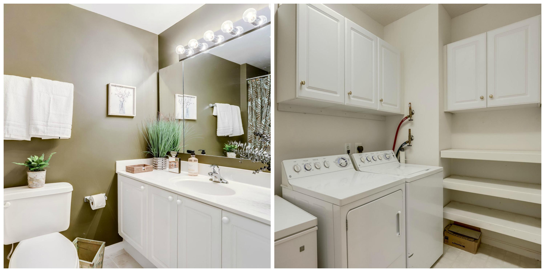 19355 Cypress Ridge Ter #912 - Lansdowne Woods- Second Bathroom and Laundry