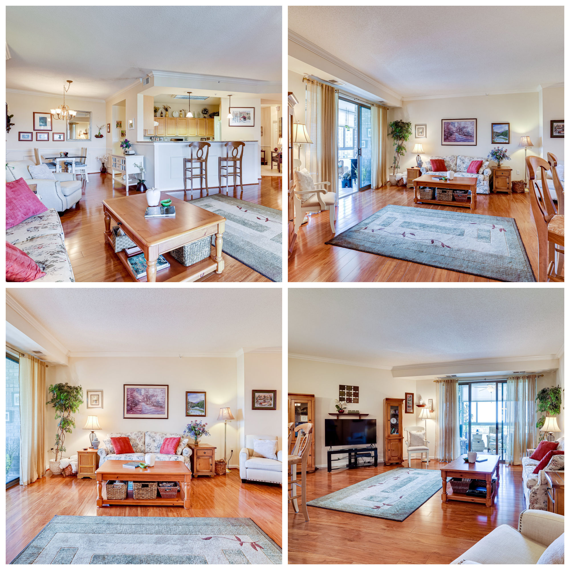 19365 Cypress Ridge Ter #414, Lansdowne Woods- Living Room