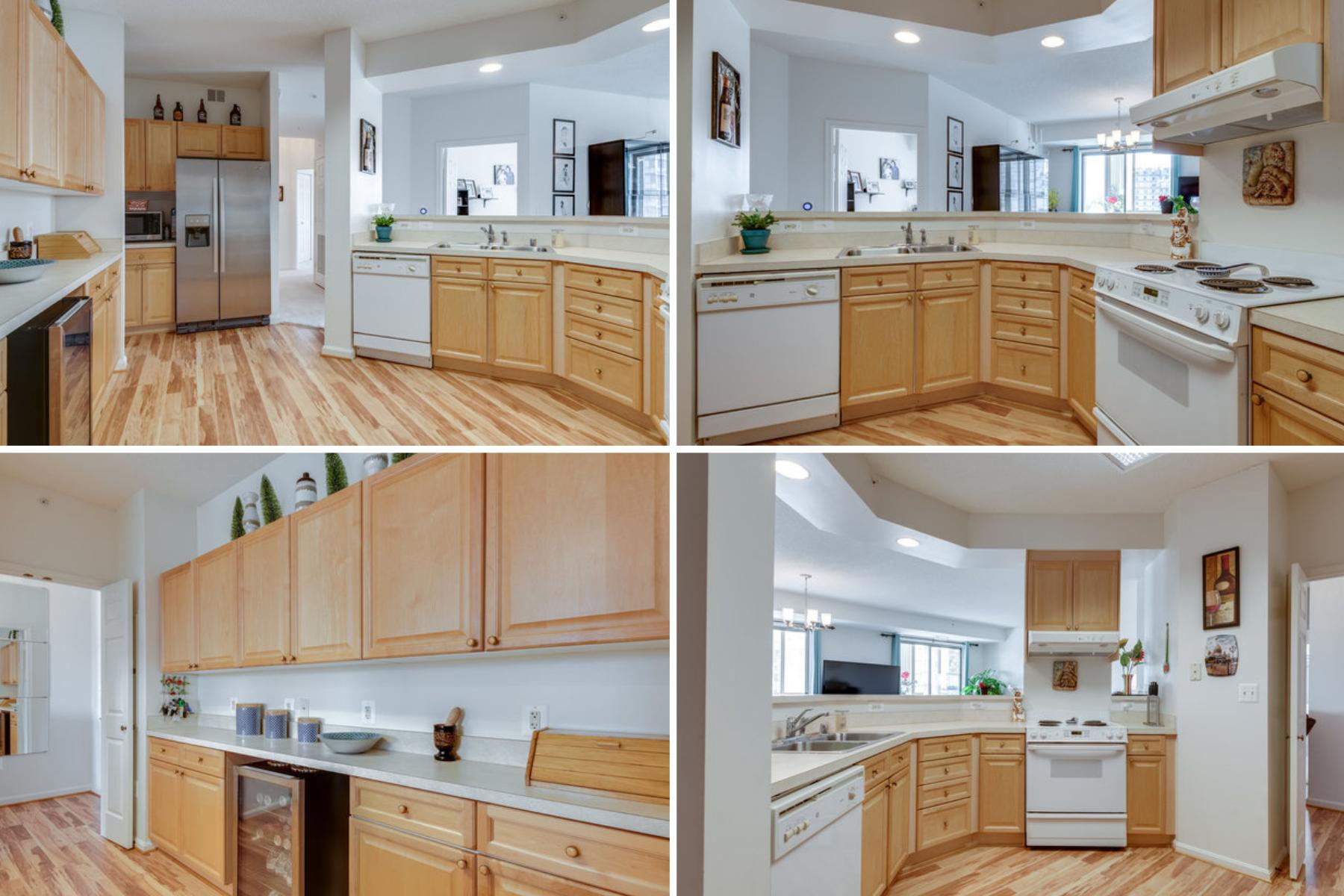 Kitchen- 19365 Cypress Ridge Terrace #415