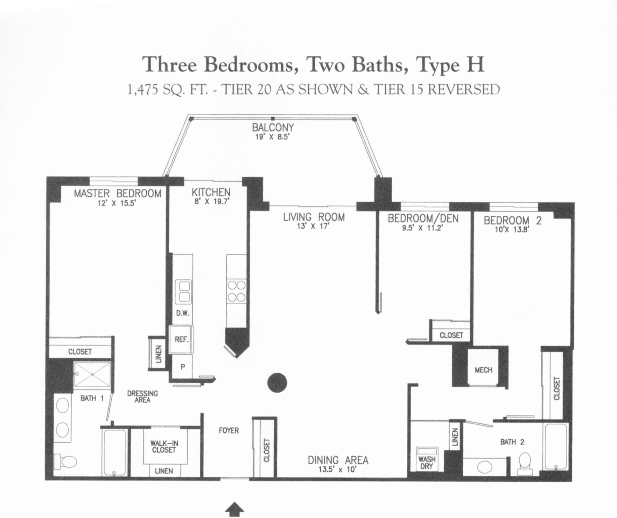19385 Cypress Ridge #715_ Lansdowne Woods_Floorplan