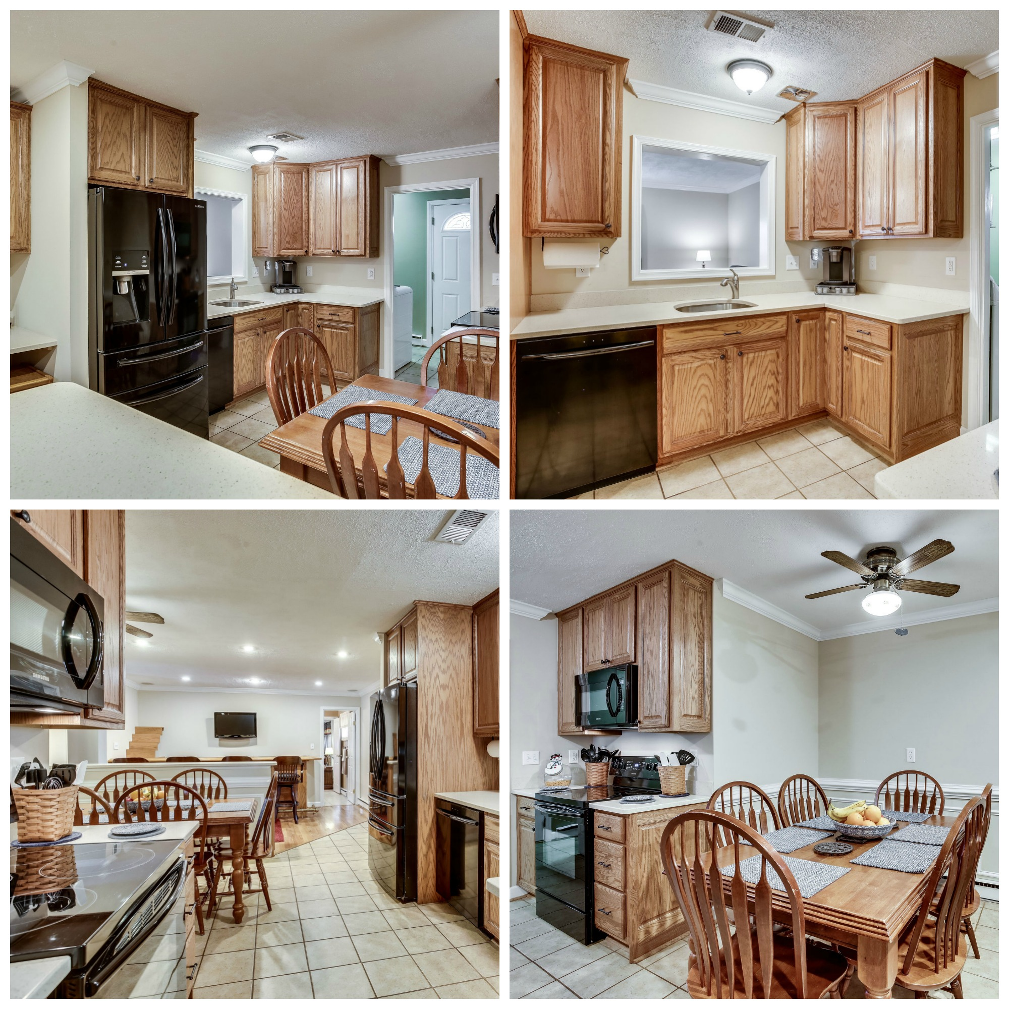 1501 Dinwiddie St _ Sterling - Kitchen