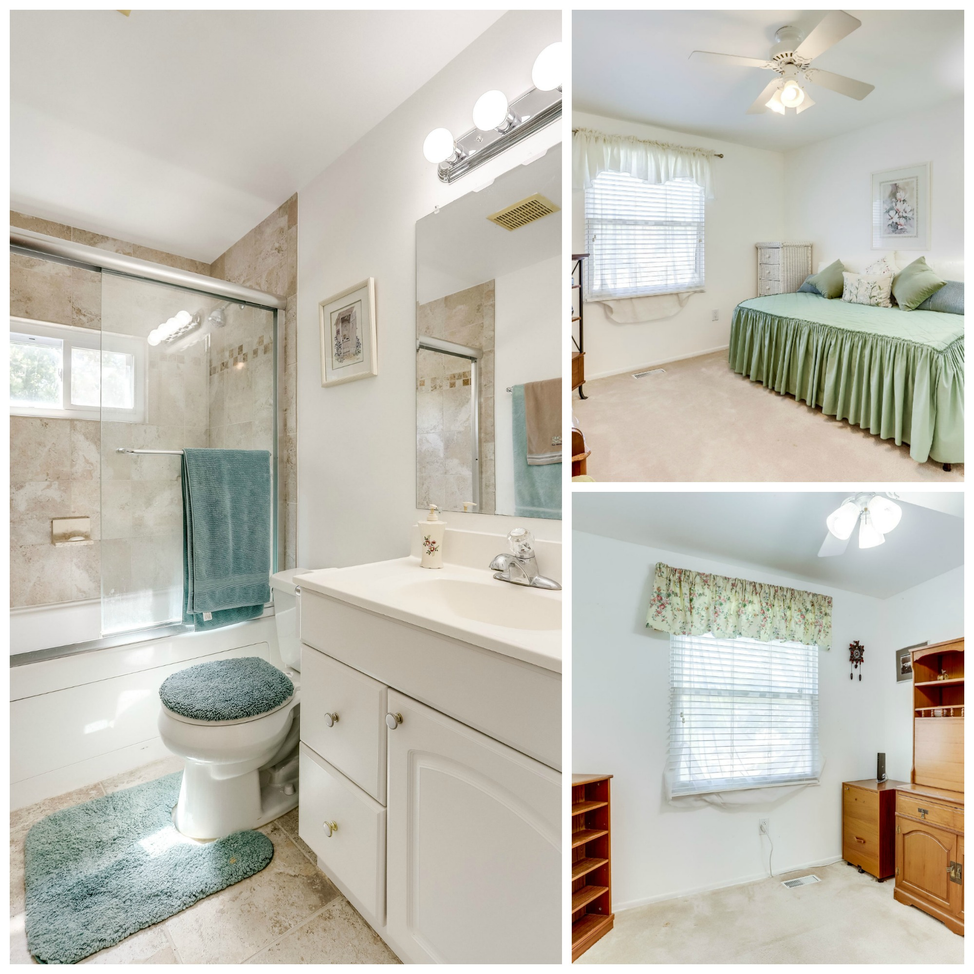 128 N Garfield- Sterling Park- Bathroom and Two Additional Bedrooms