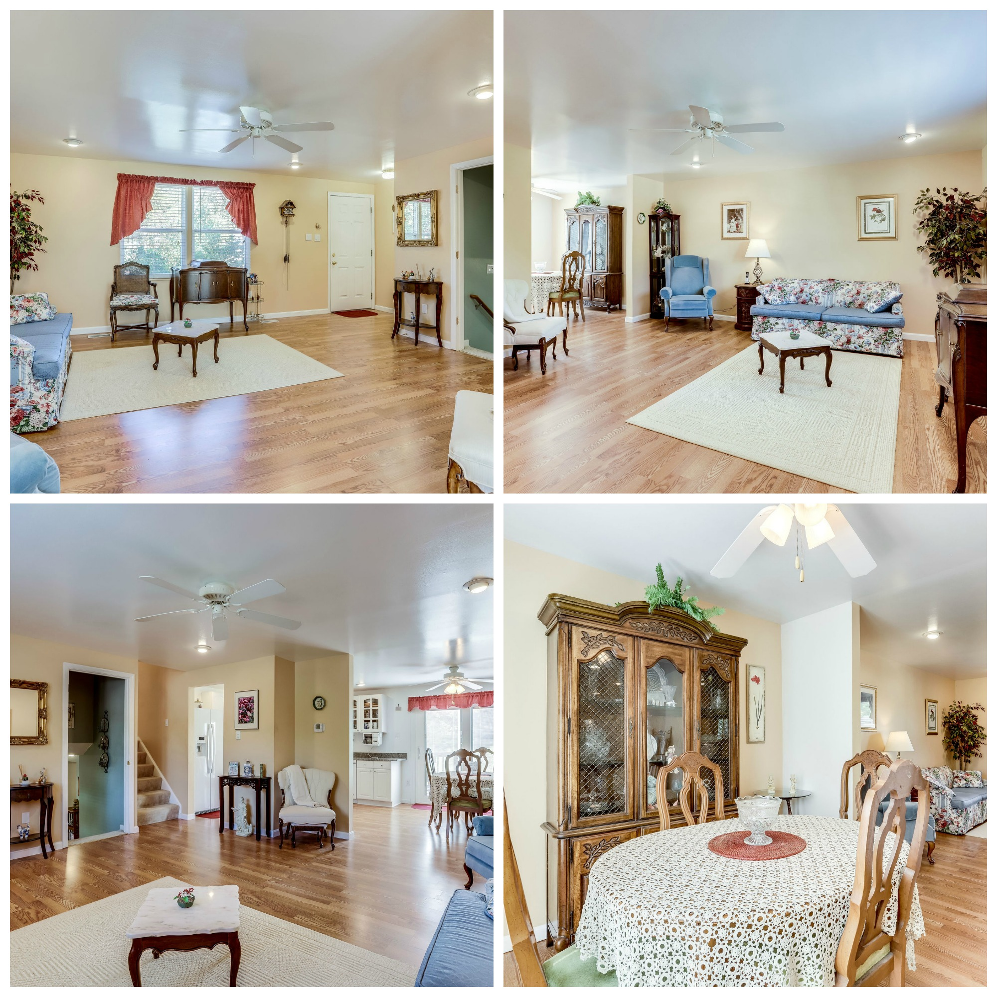 128 N Garfield- Sterling Park- Living and Dining Room