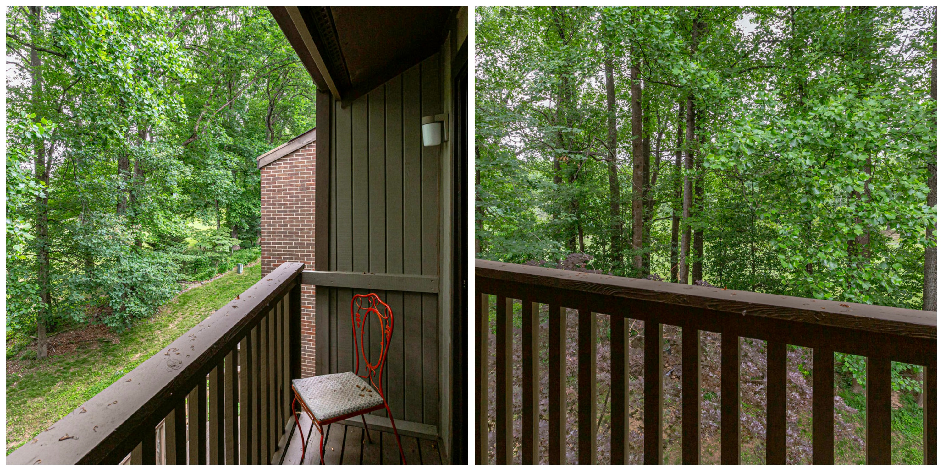 2160 Glencourse Ln, Reston - Master Balcony