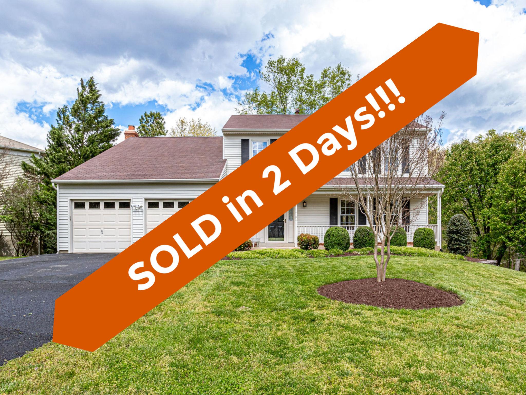 12984 Hampton Forest Ct, Fairfax - Sold