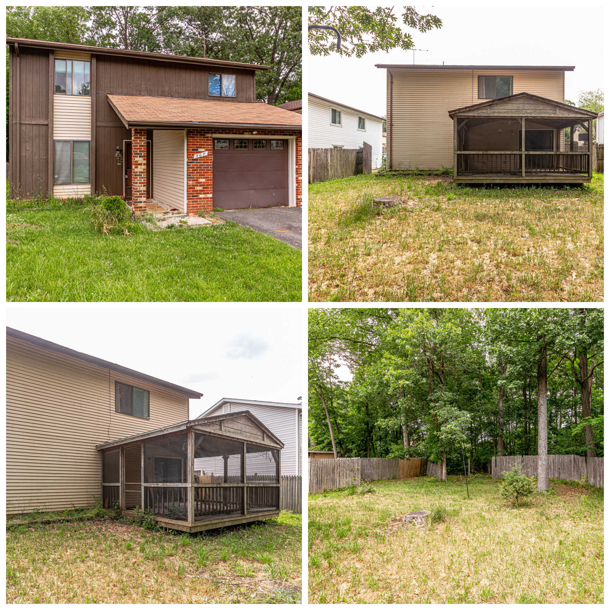 307 Hanford Ct, Sterling- Exterior
