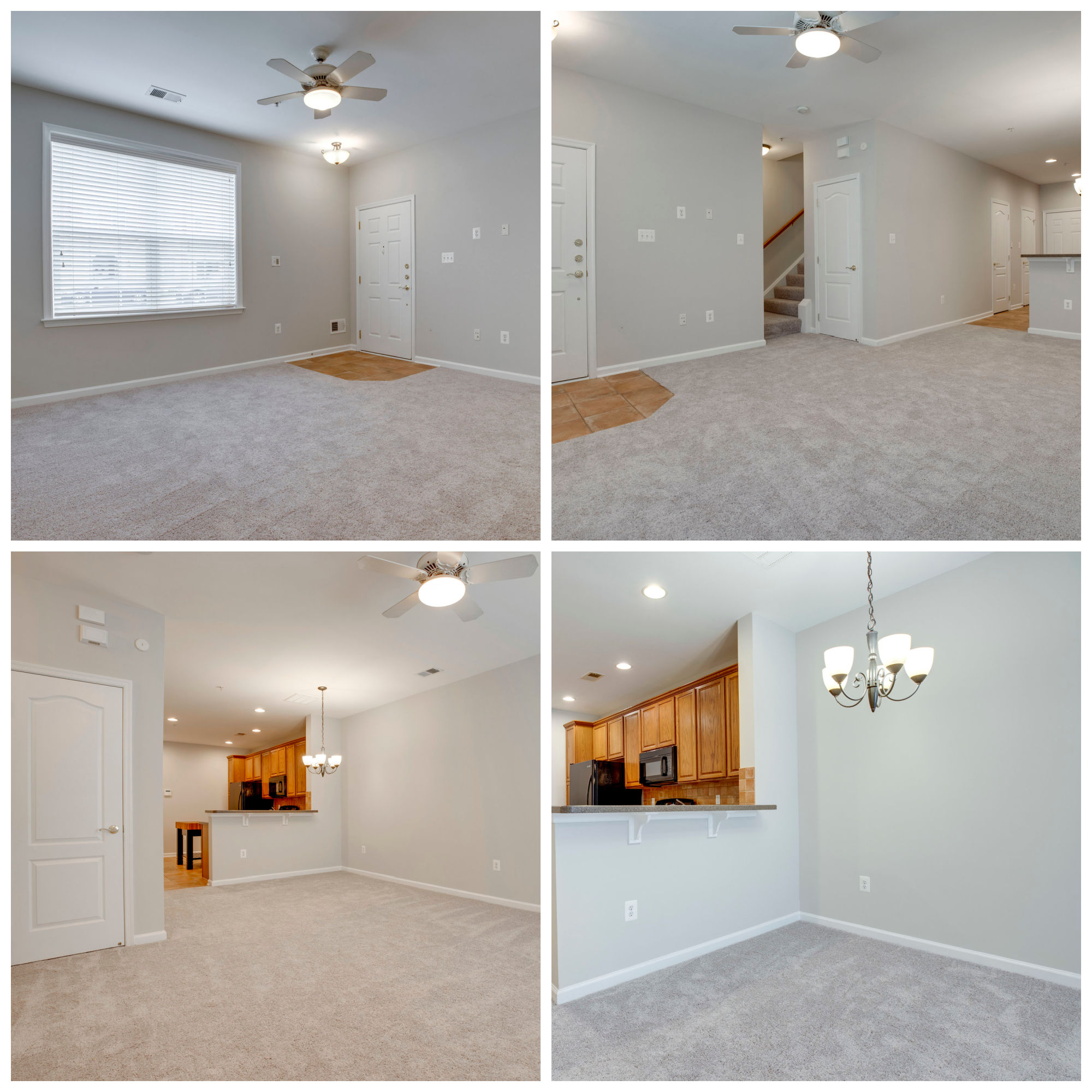 42637 Highgate Ter, Brambleton- Living and Dining Room