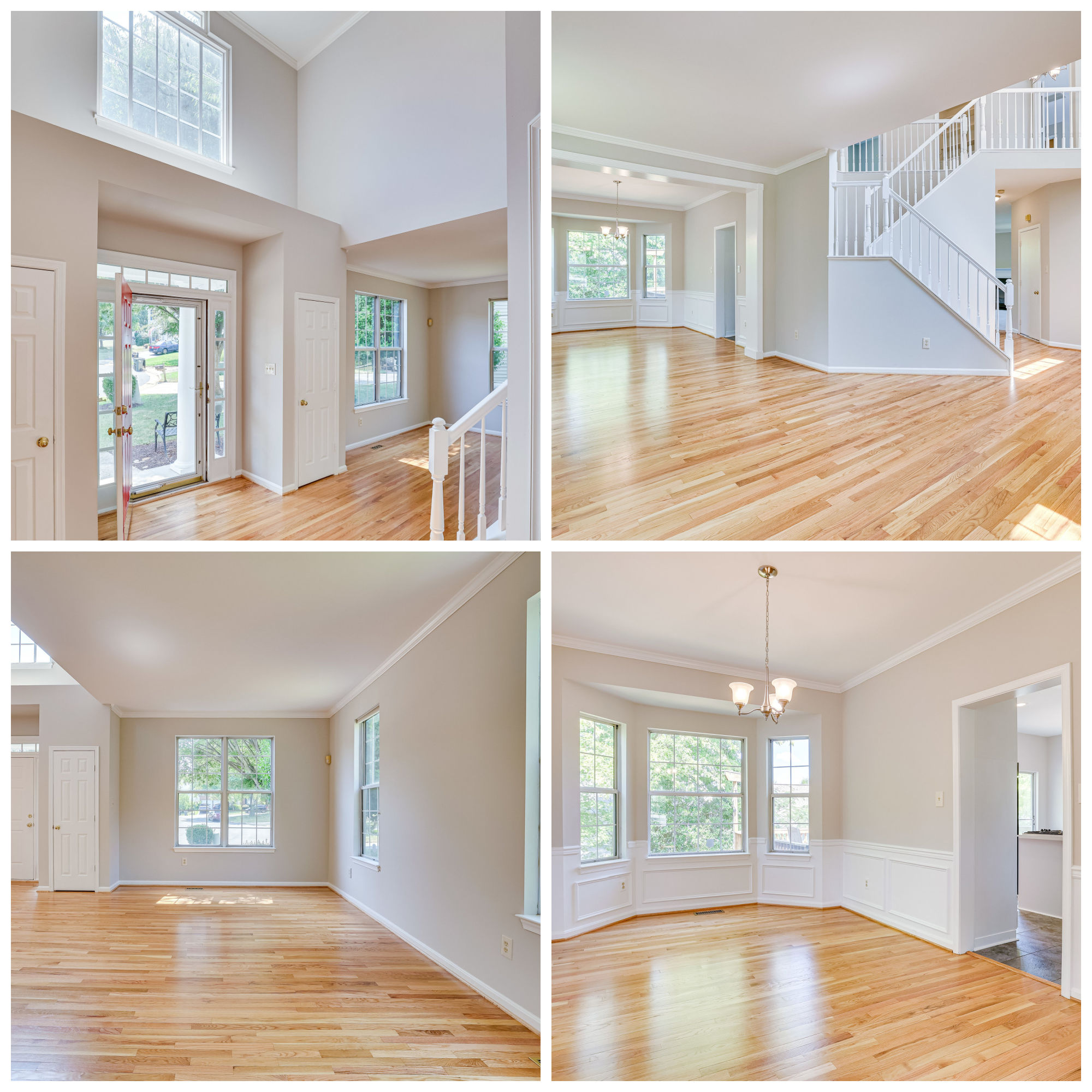 20485 Inwood Ct, Sterling- Living and Dining Room