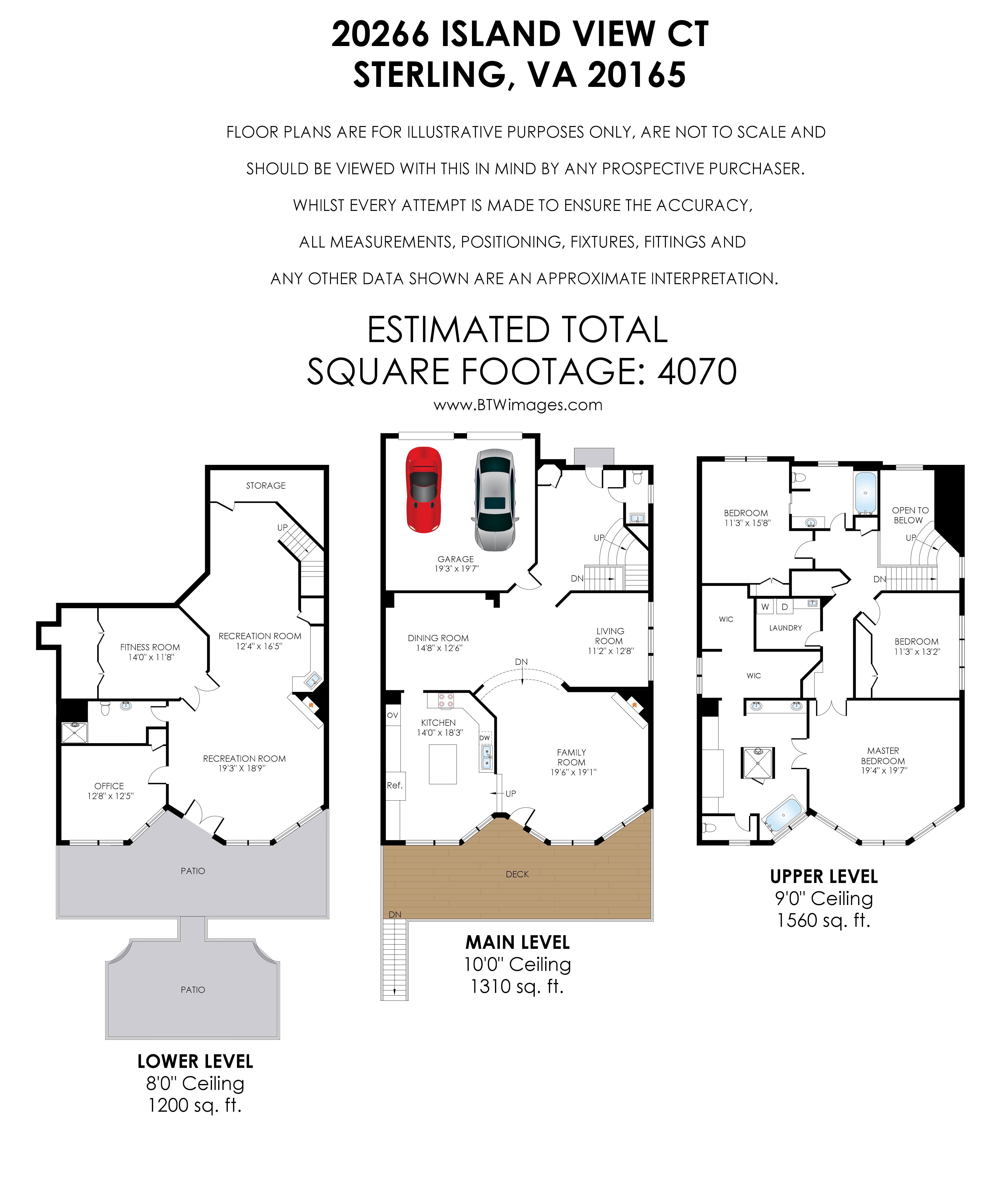 20266 Island View_Lowes Island_Floor Plan