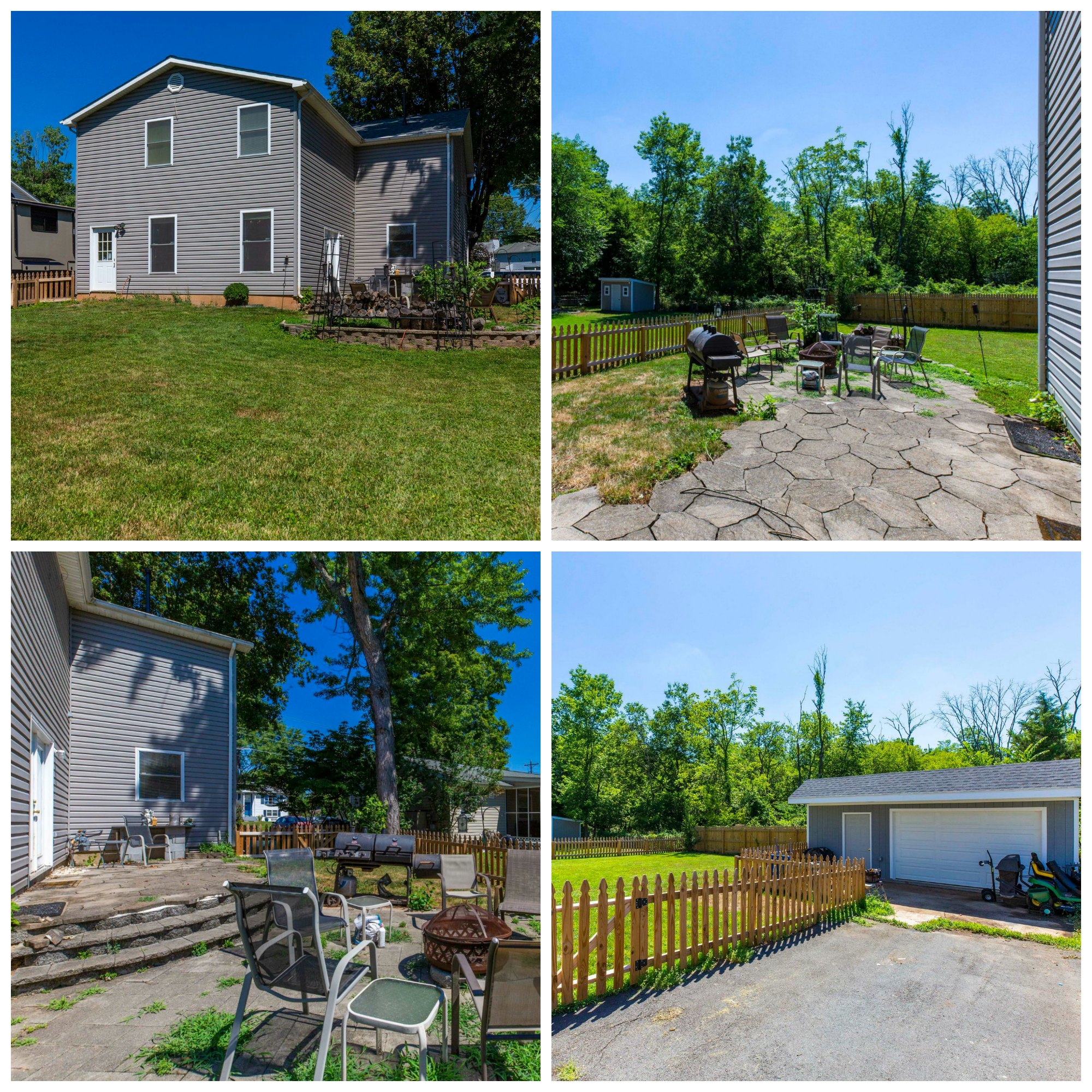 9331 King George Dr, Manassas- Yard and Shed
