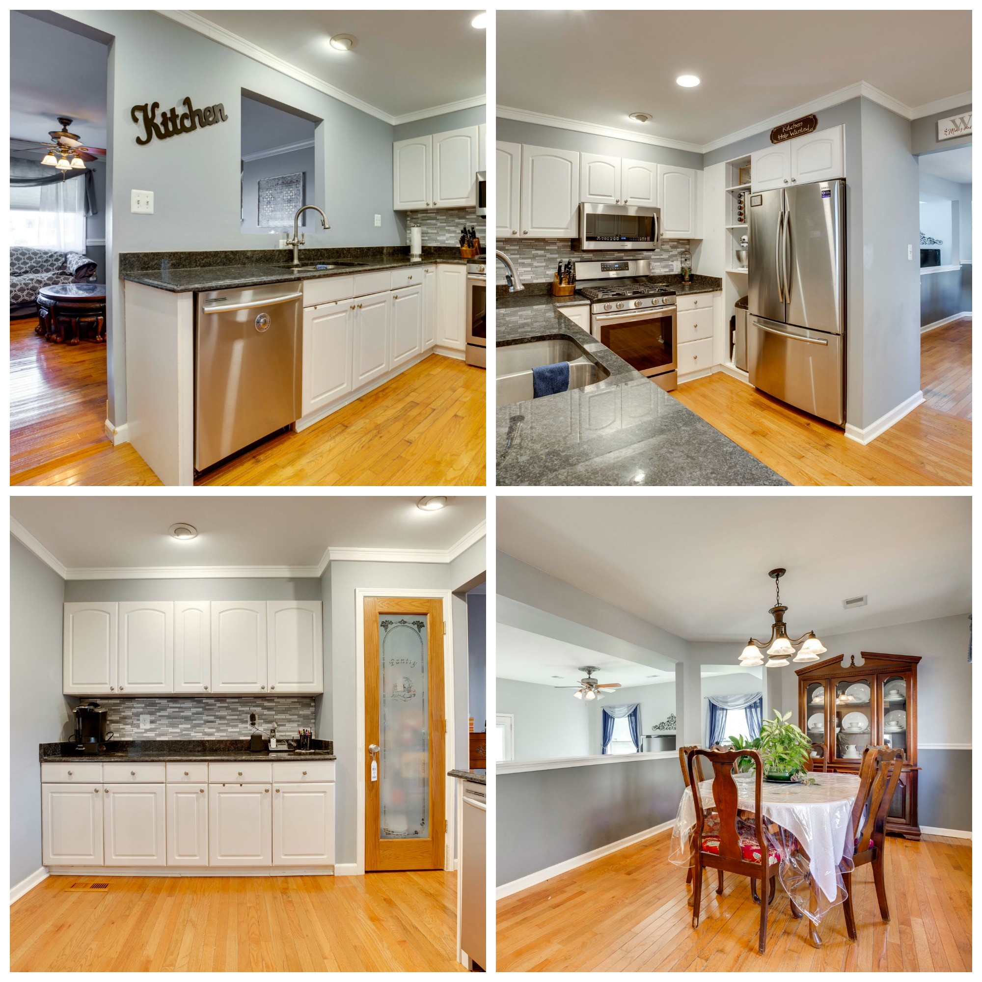 9331 King George Dr, Manassas- Kitchen