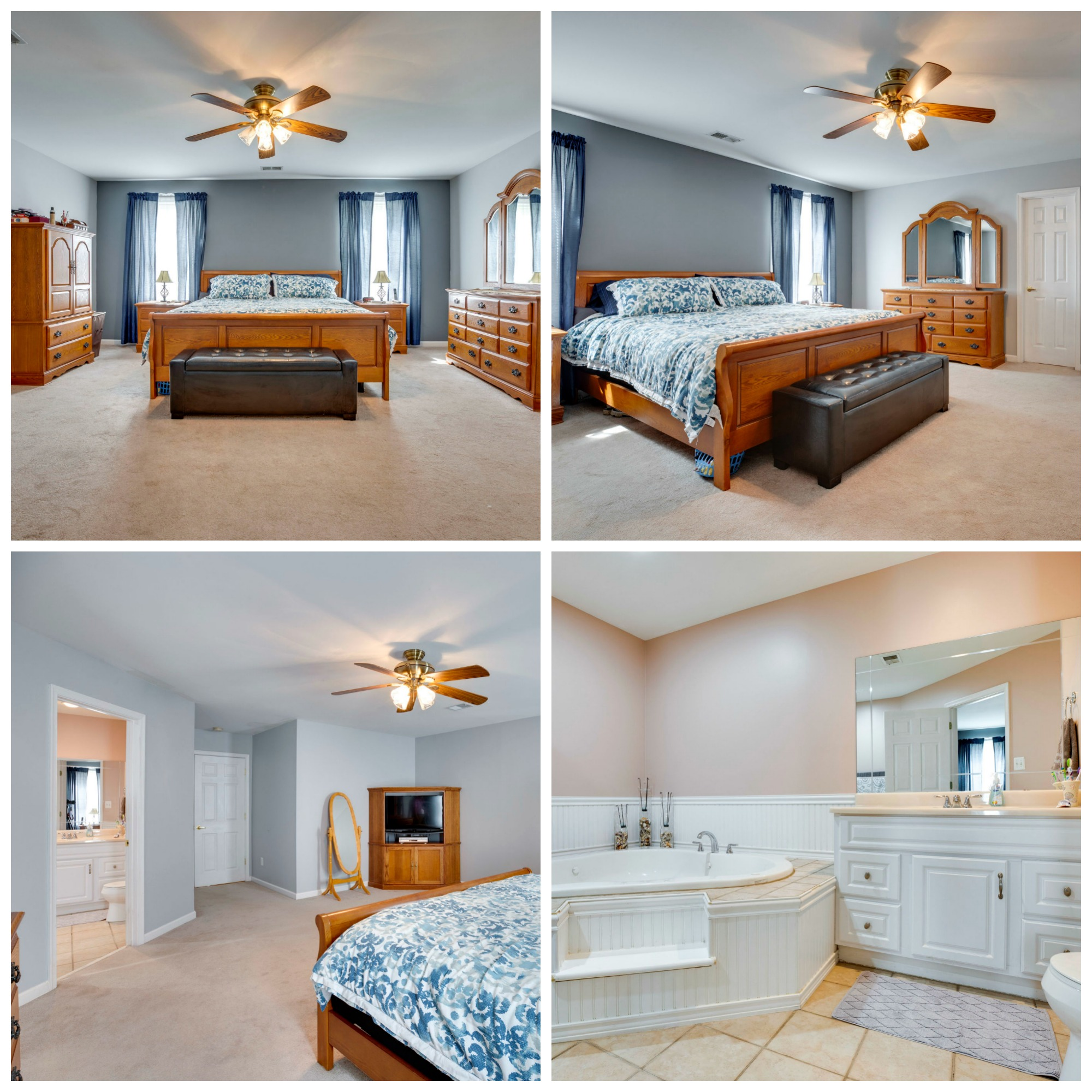 9331 King George Dr, Manassas- Owners Suite