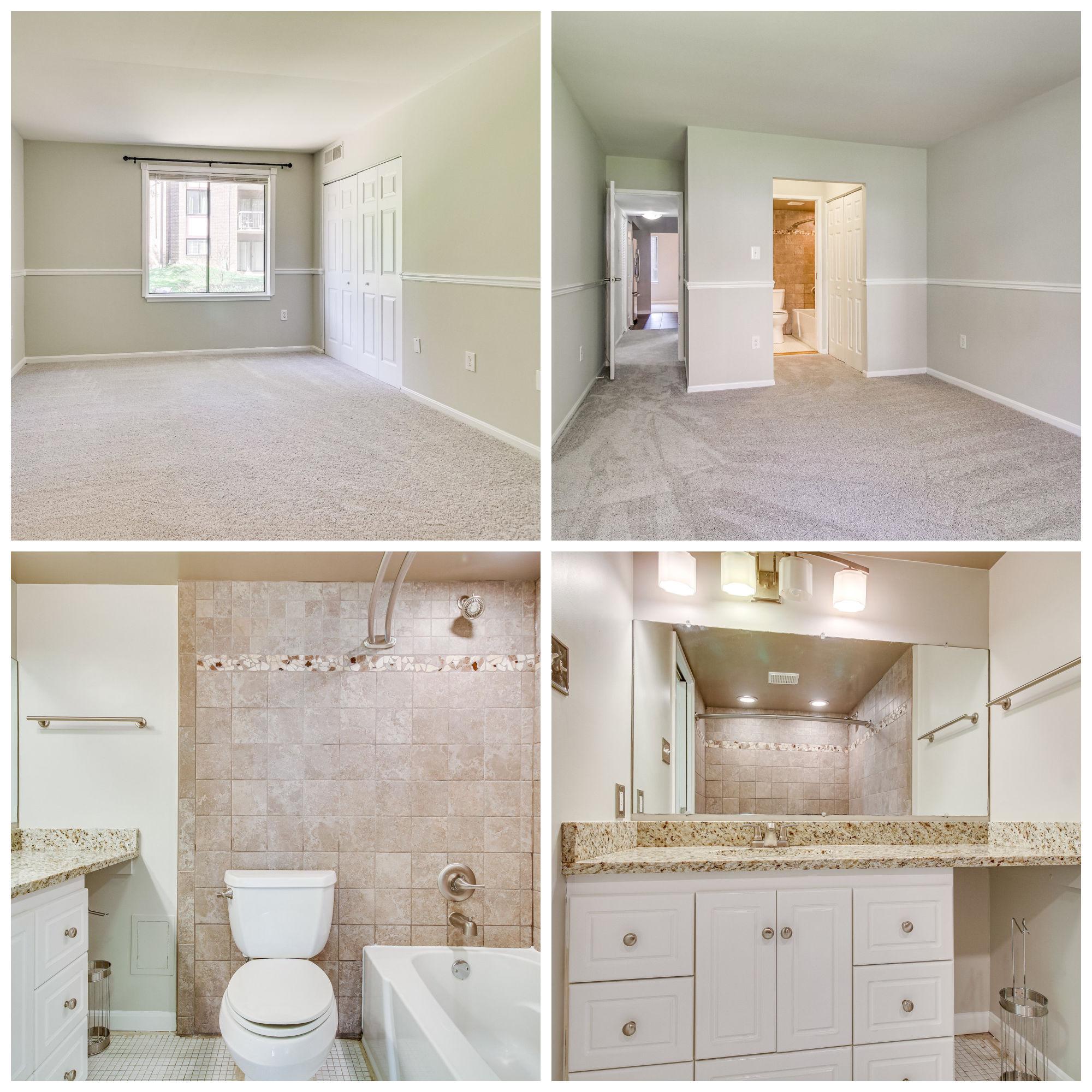 9810 Kingsbridge Dr #102, Fairfax- Primary Suite