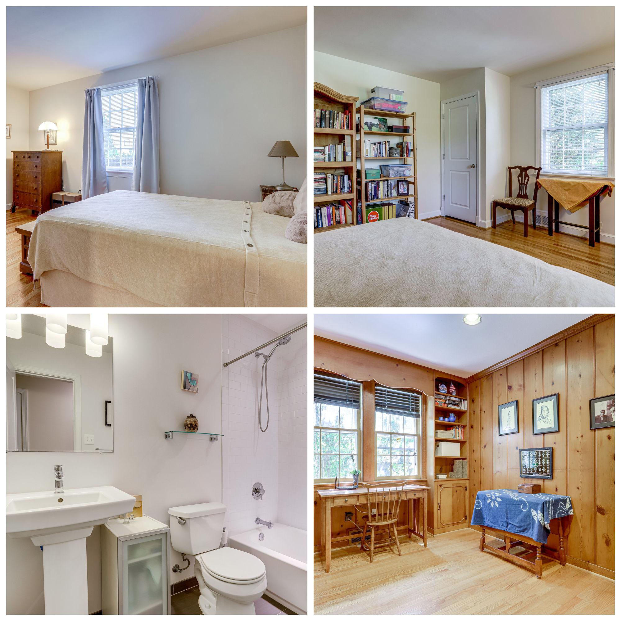 2901 Linden Ln, Falls Church- Additional Bedrooms and Bath
