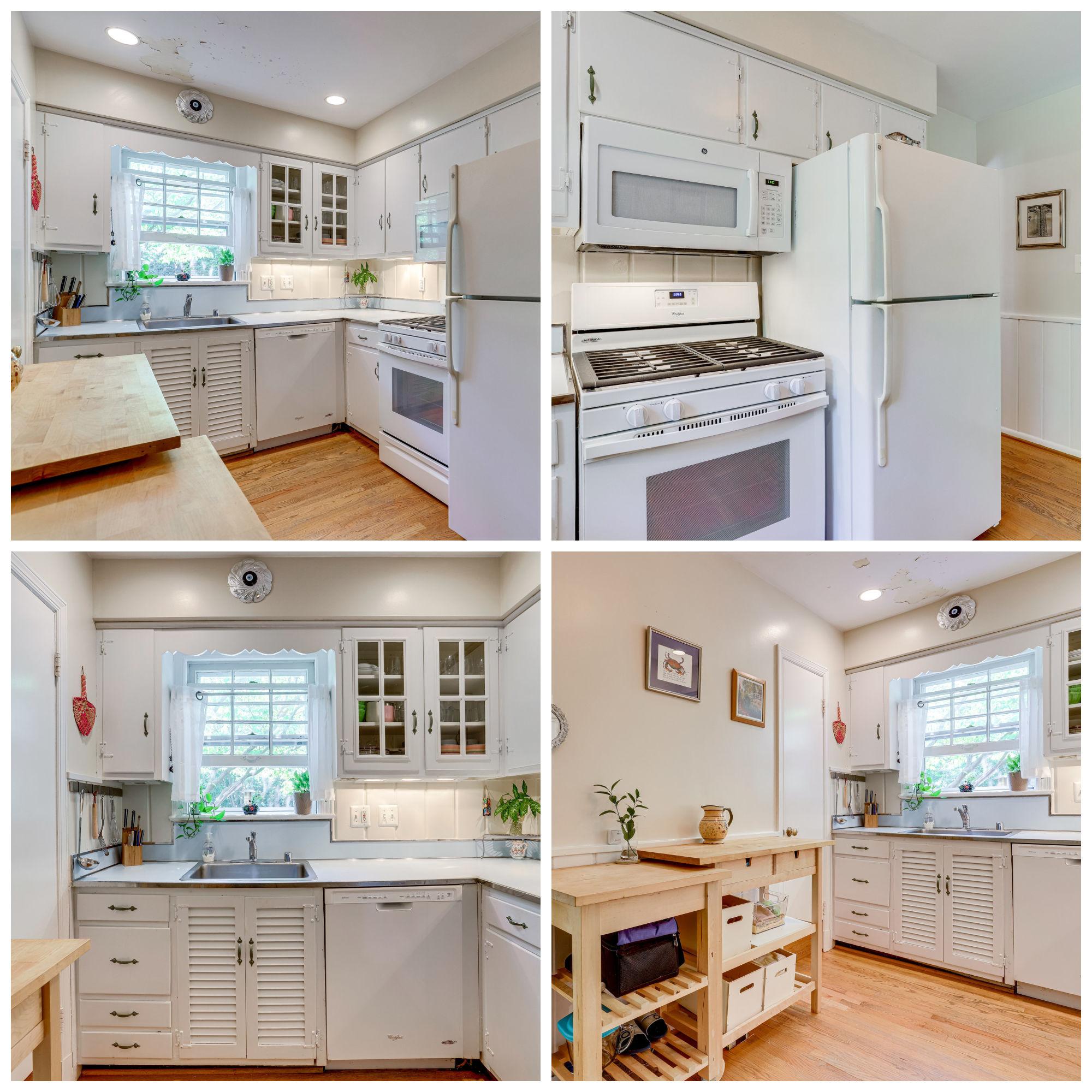 2901 Linden Ln, Falls Church- Kitchen