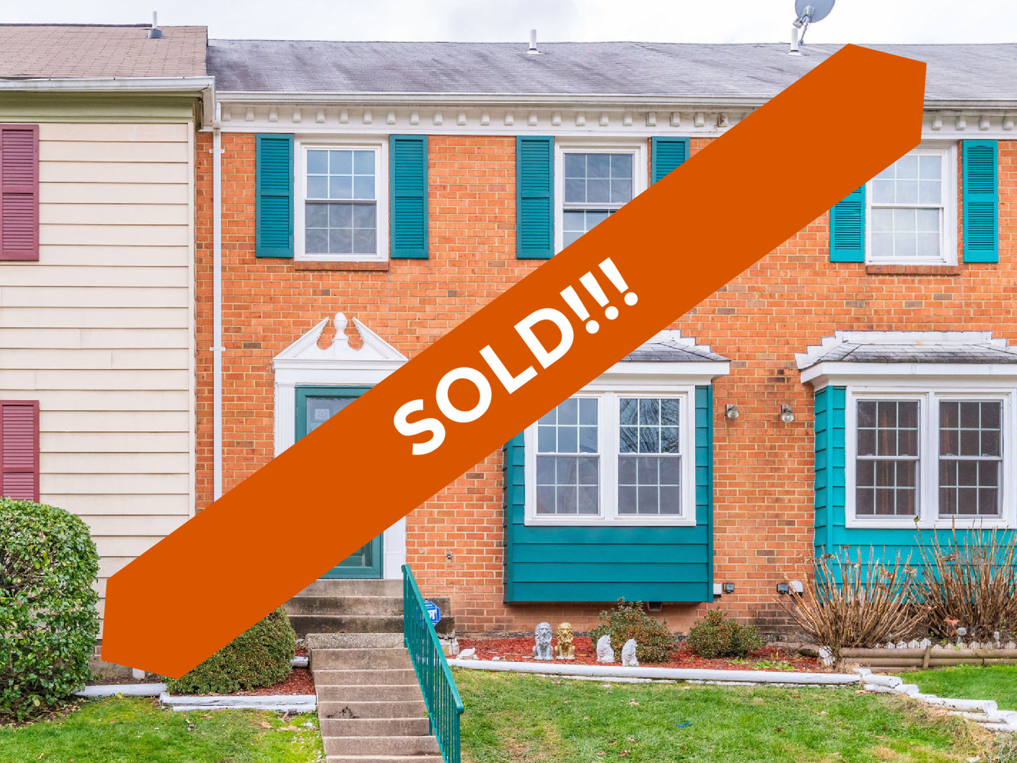 403 Maple Ct, Herndon- Sold