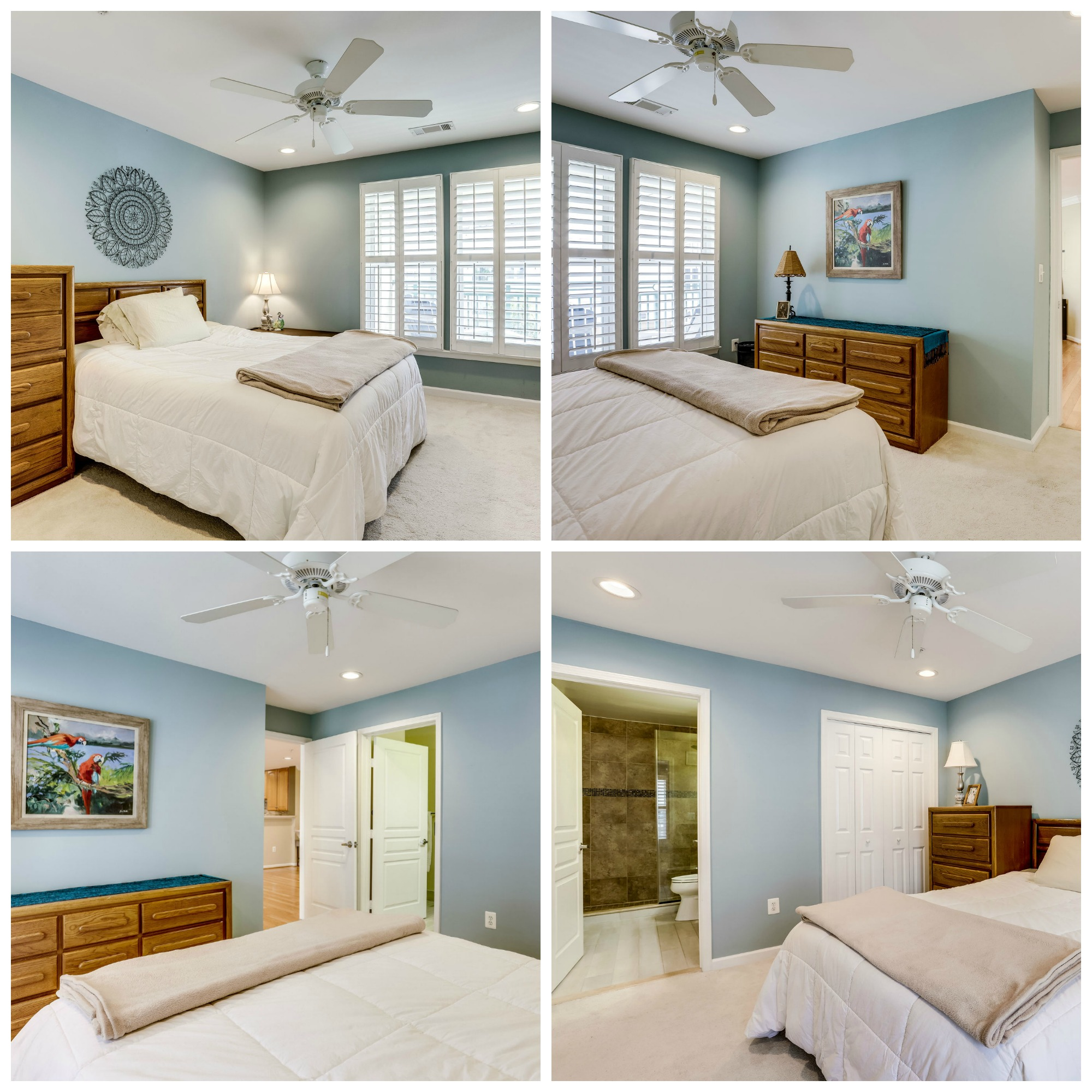 12001 Market St #448- Reston Town Center- Bedroom