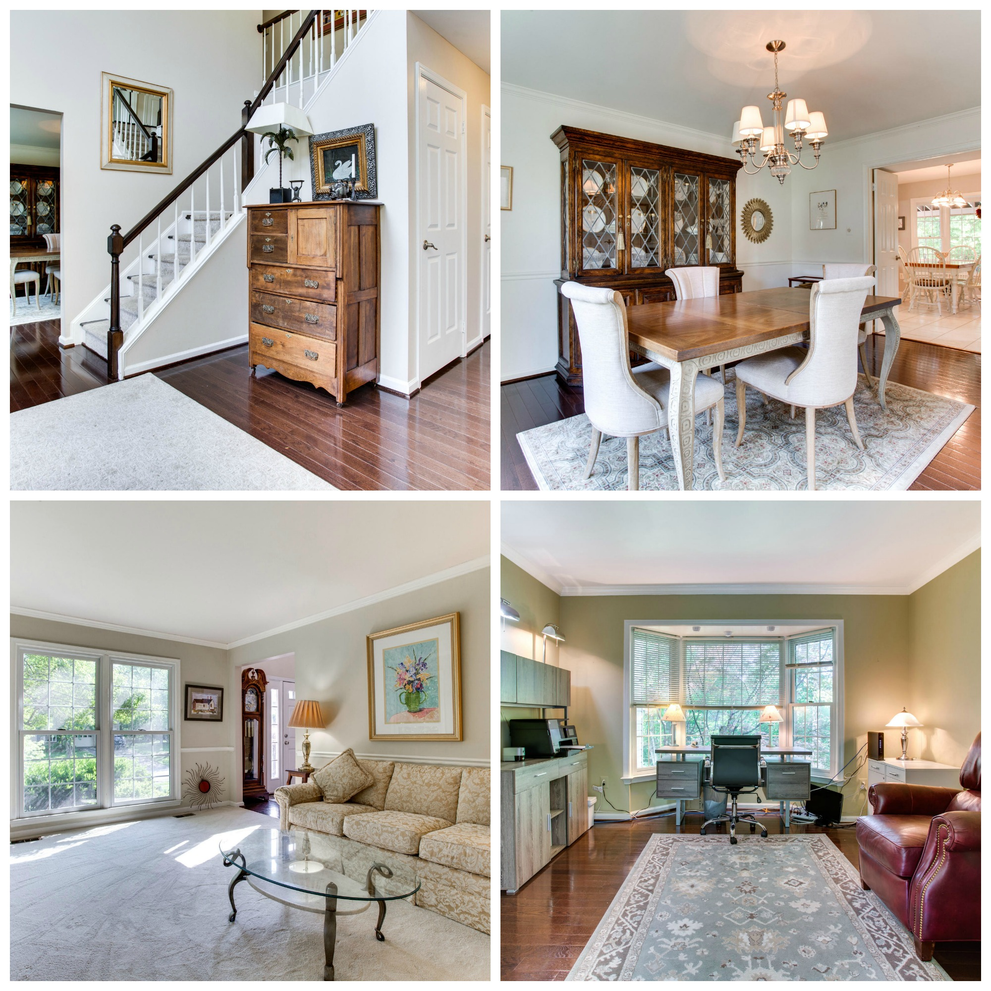 12015 Meadowville Ct_Herndon_Dining Room, Living Room, and Office