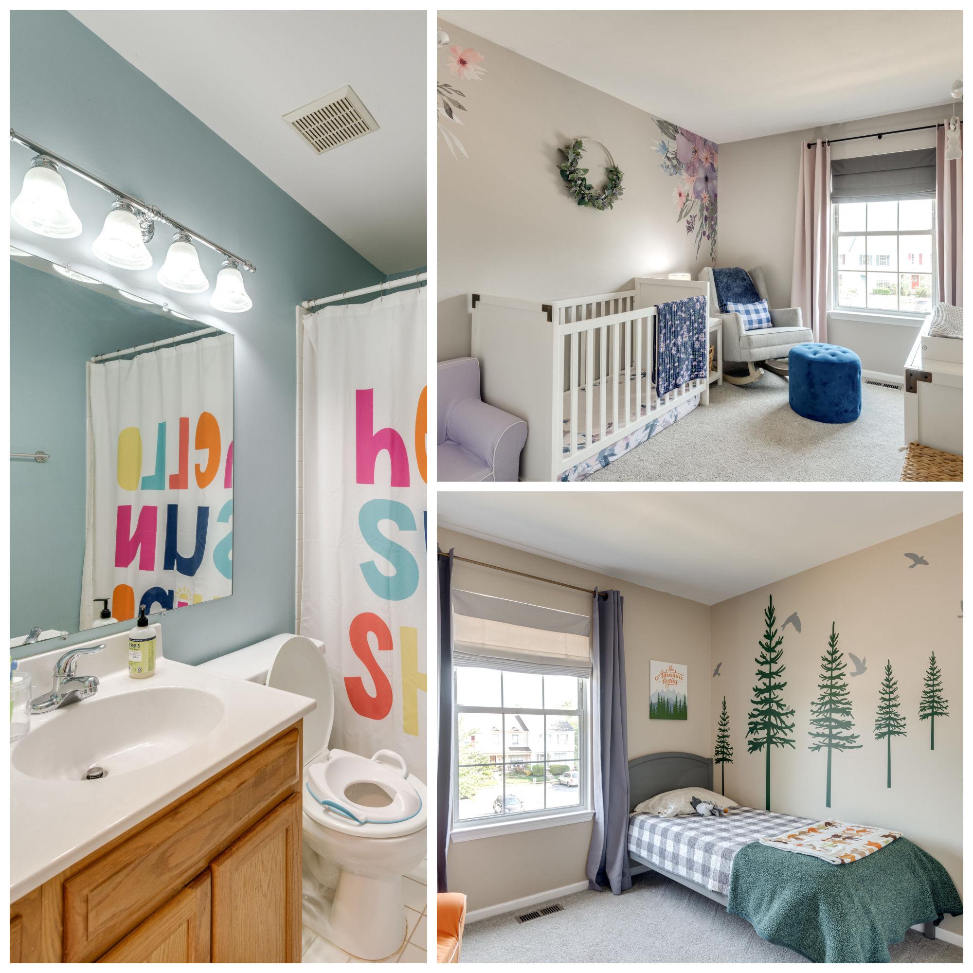 334 Millbrook Ter NE, Leesburg- Additional Bedrooms and Bath