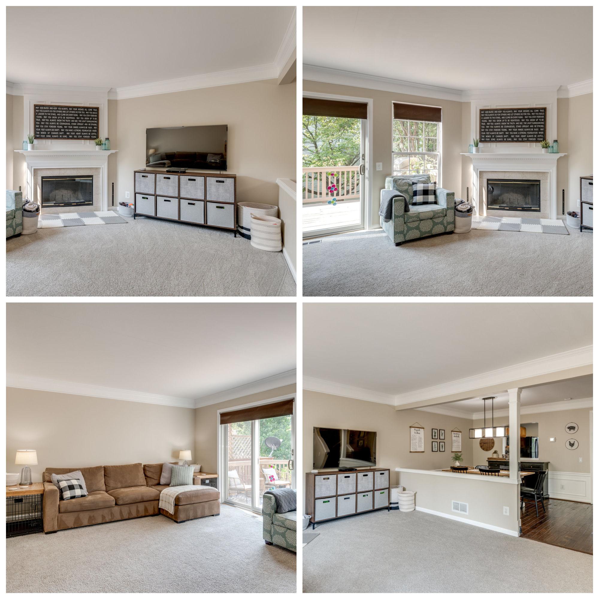 334 Millbrook Ter NE, Leesburg- Living Room