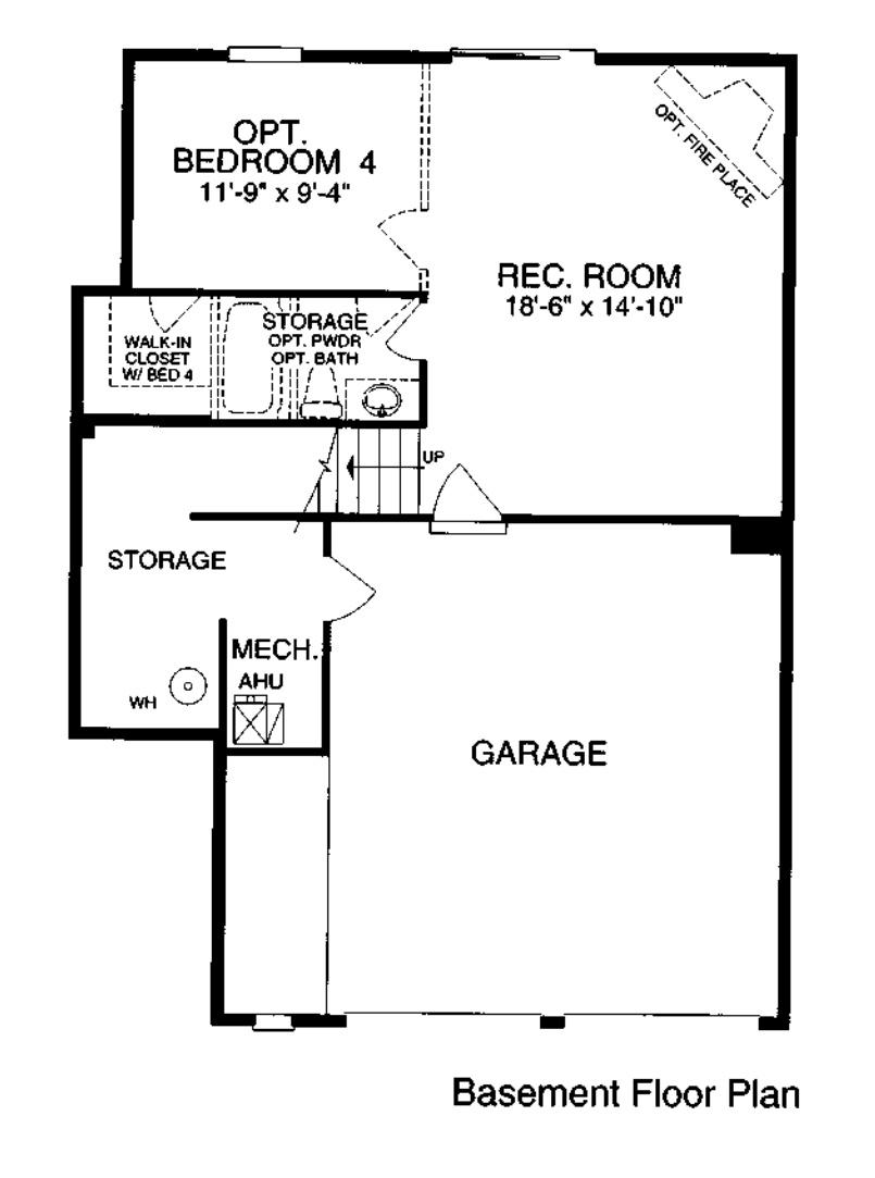 45814 Mountain Pine Sq, Sterling_ Basement Floorplan
