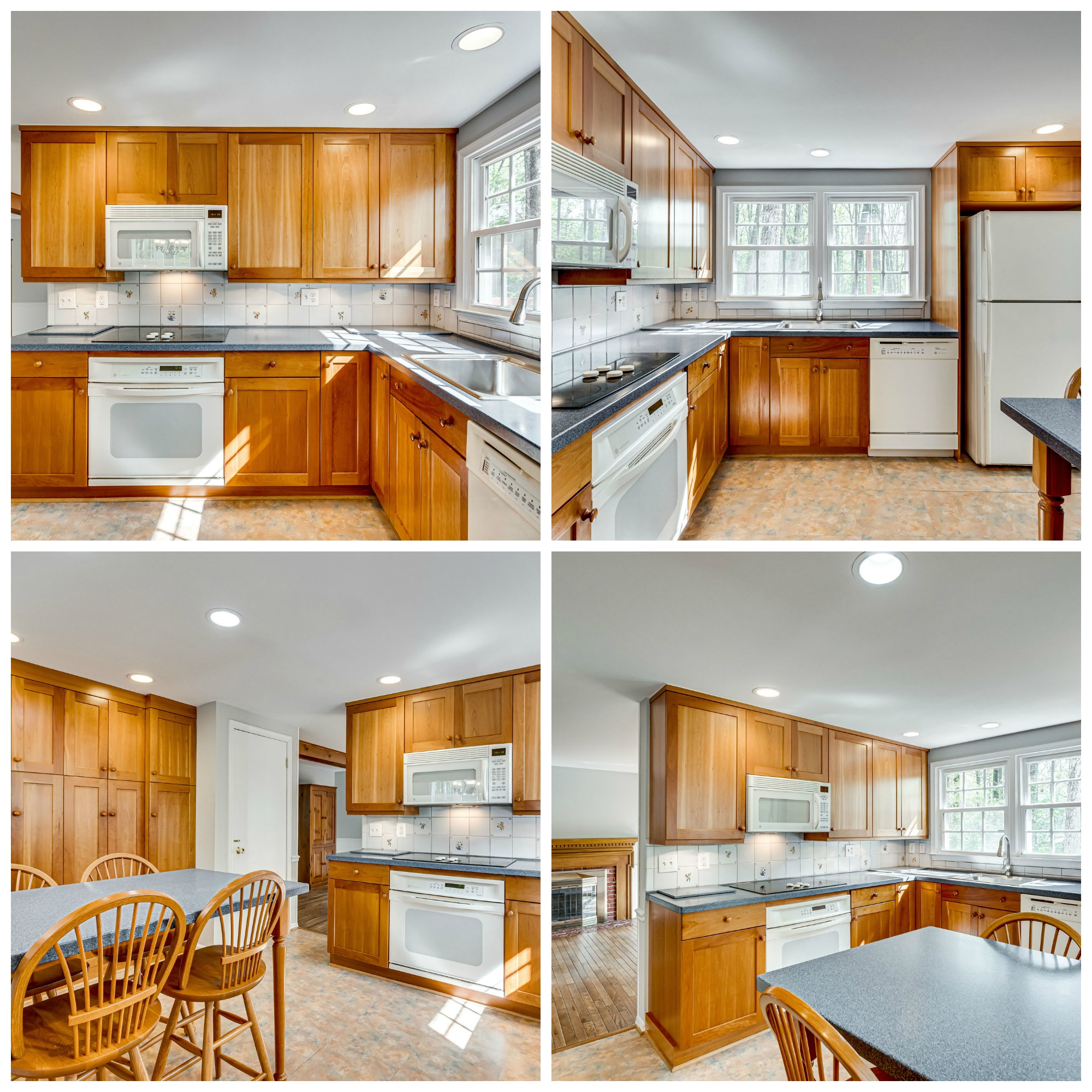 5928 New England Woods Dr Burke - Kitchen