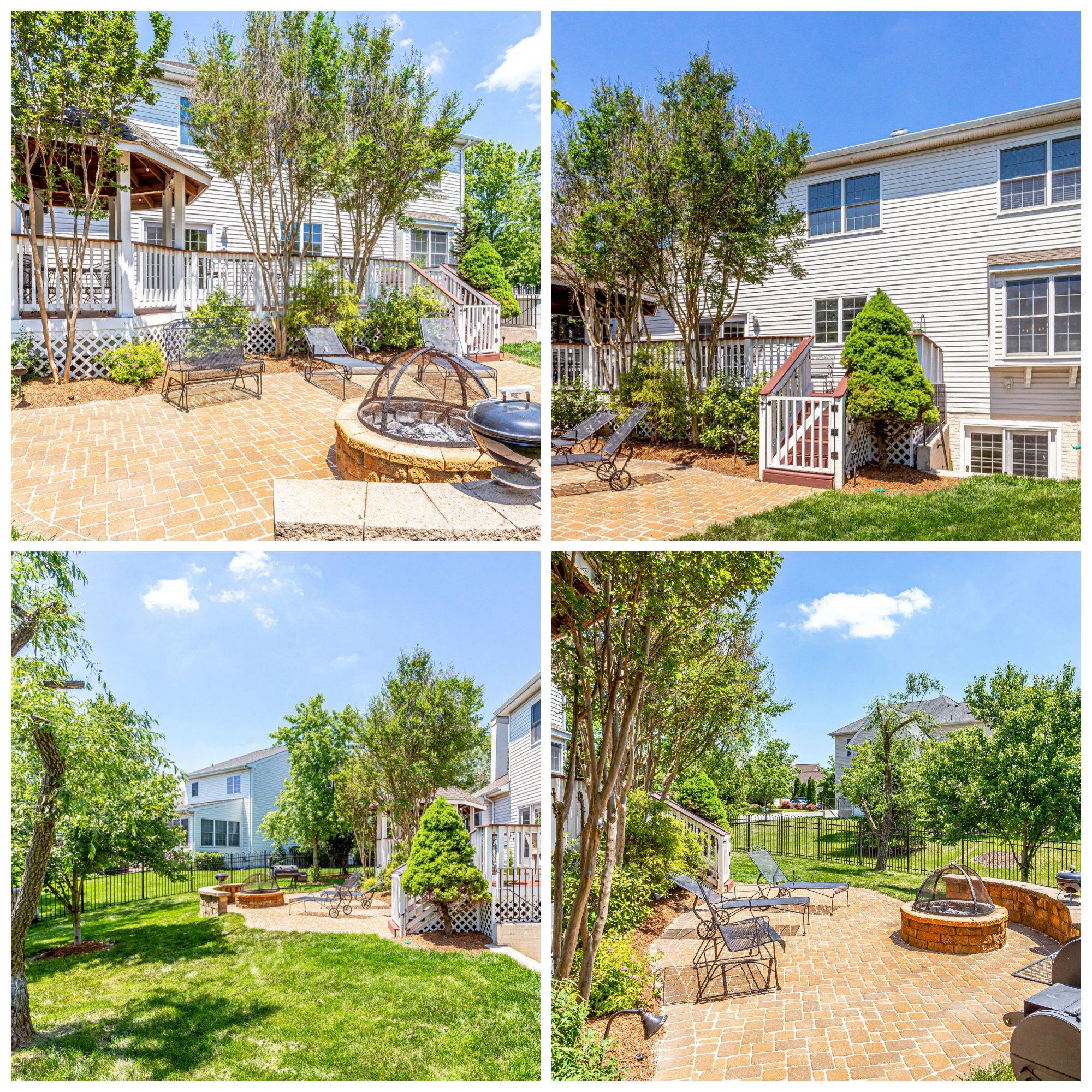 22766 Oatlands Grove Pl, Ashburn- Backyard