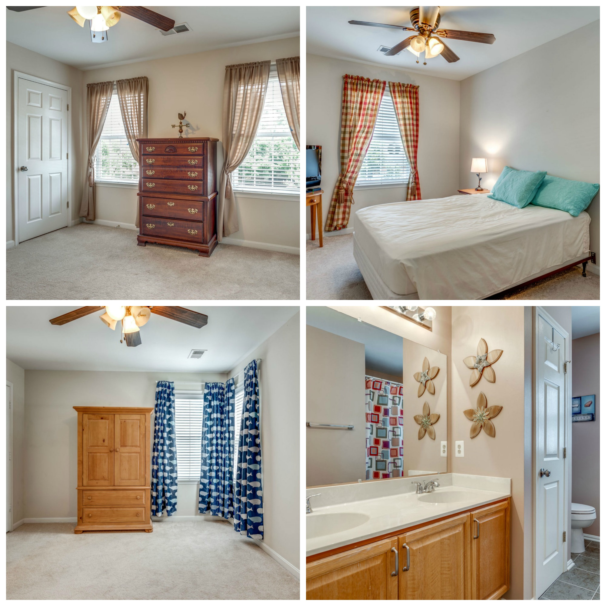 327 Old Waterford Rd NW, Leesburg - Additional Bedrooms and Bathroom