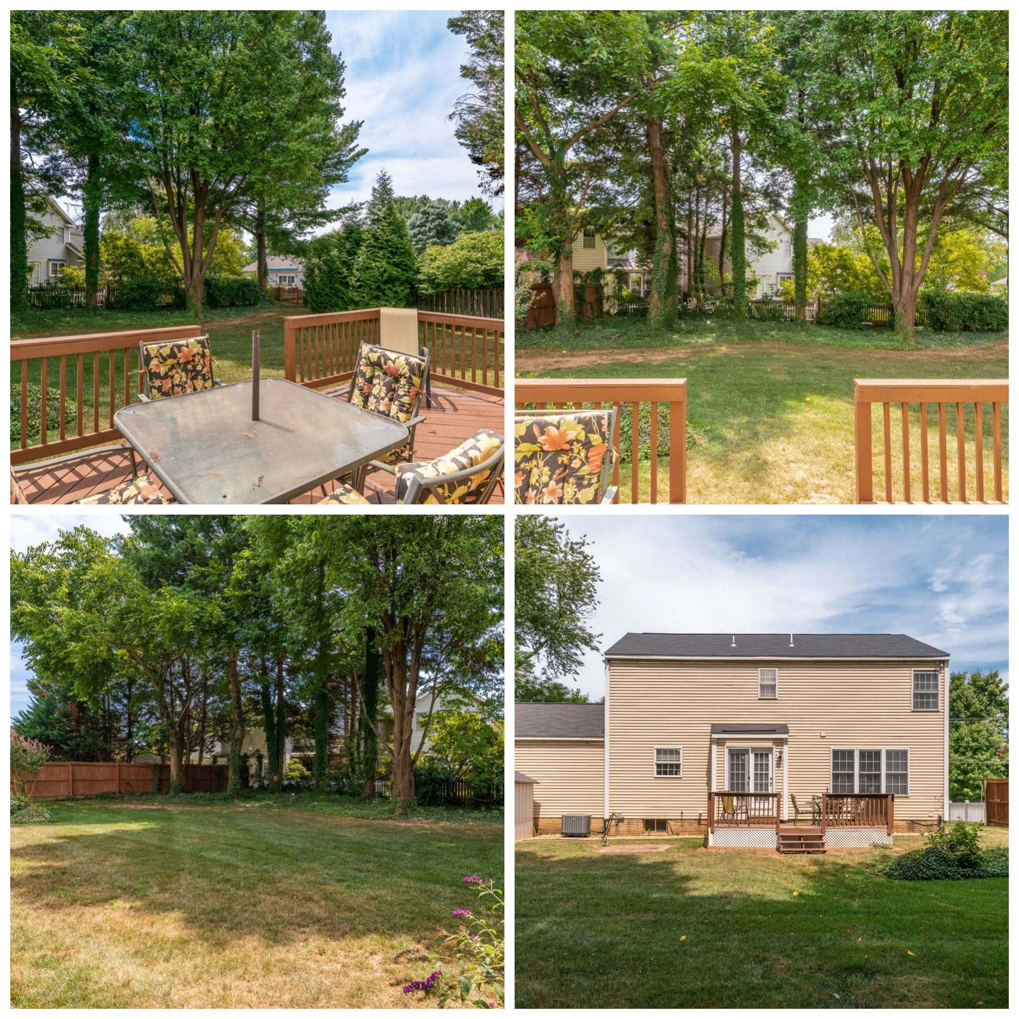 327 Old Waterford Rd NW, Leesburg - Back Yard