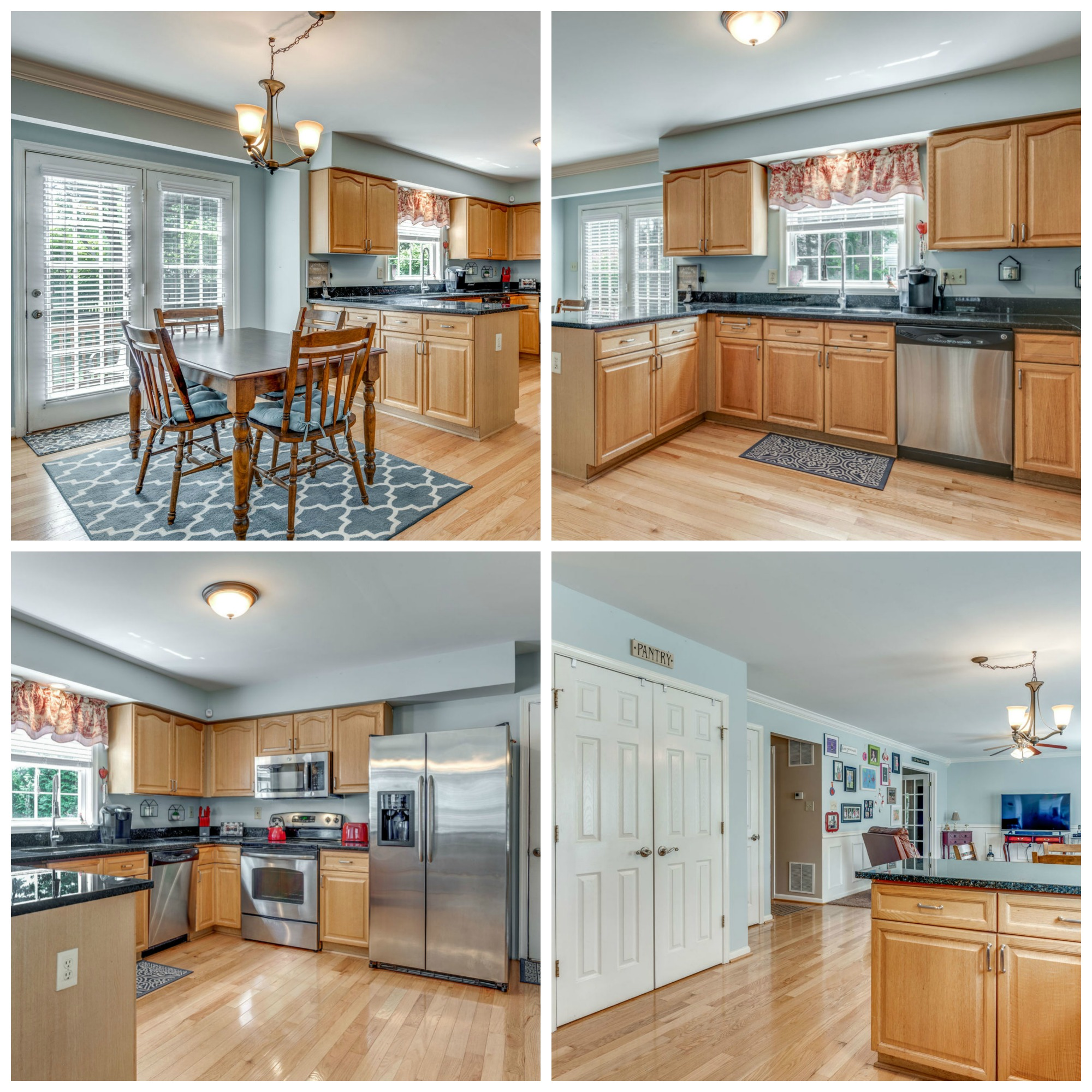 327 Old Waterford Rd NW, Leesburg - Kitchen