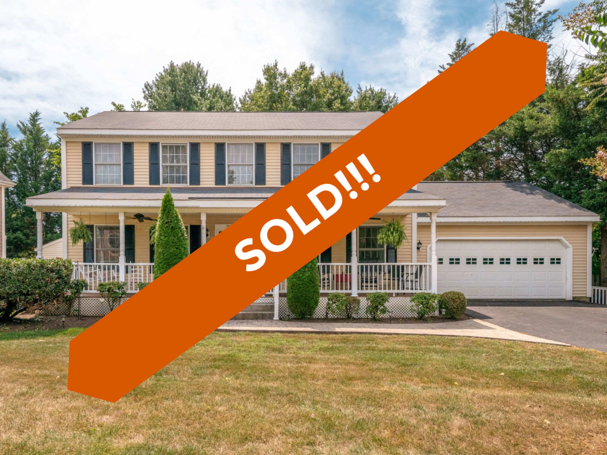 327 Old Waterford - Leesburg - SOLD
