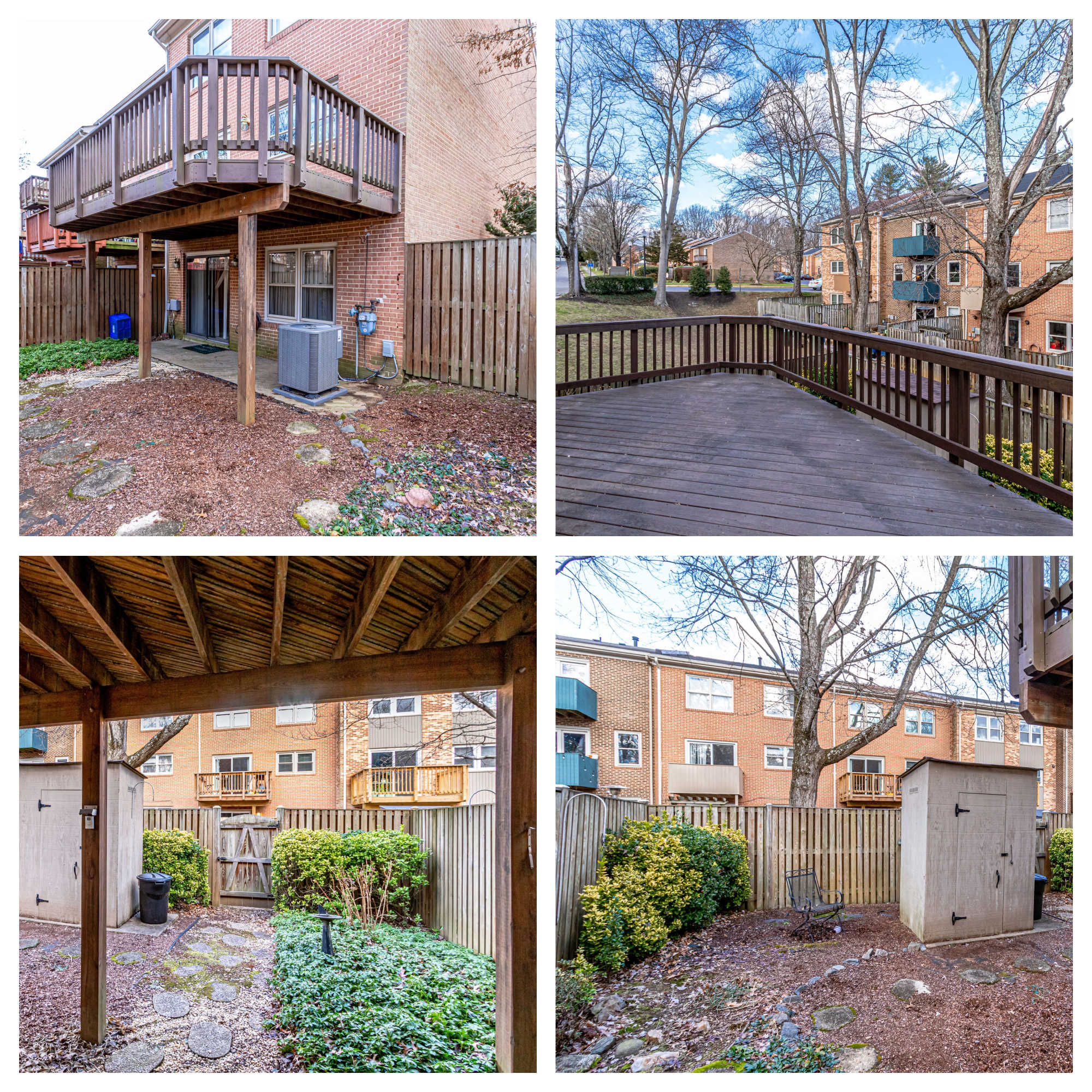 5101 Overlook Park, Annandale- Yard and Deck