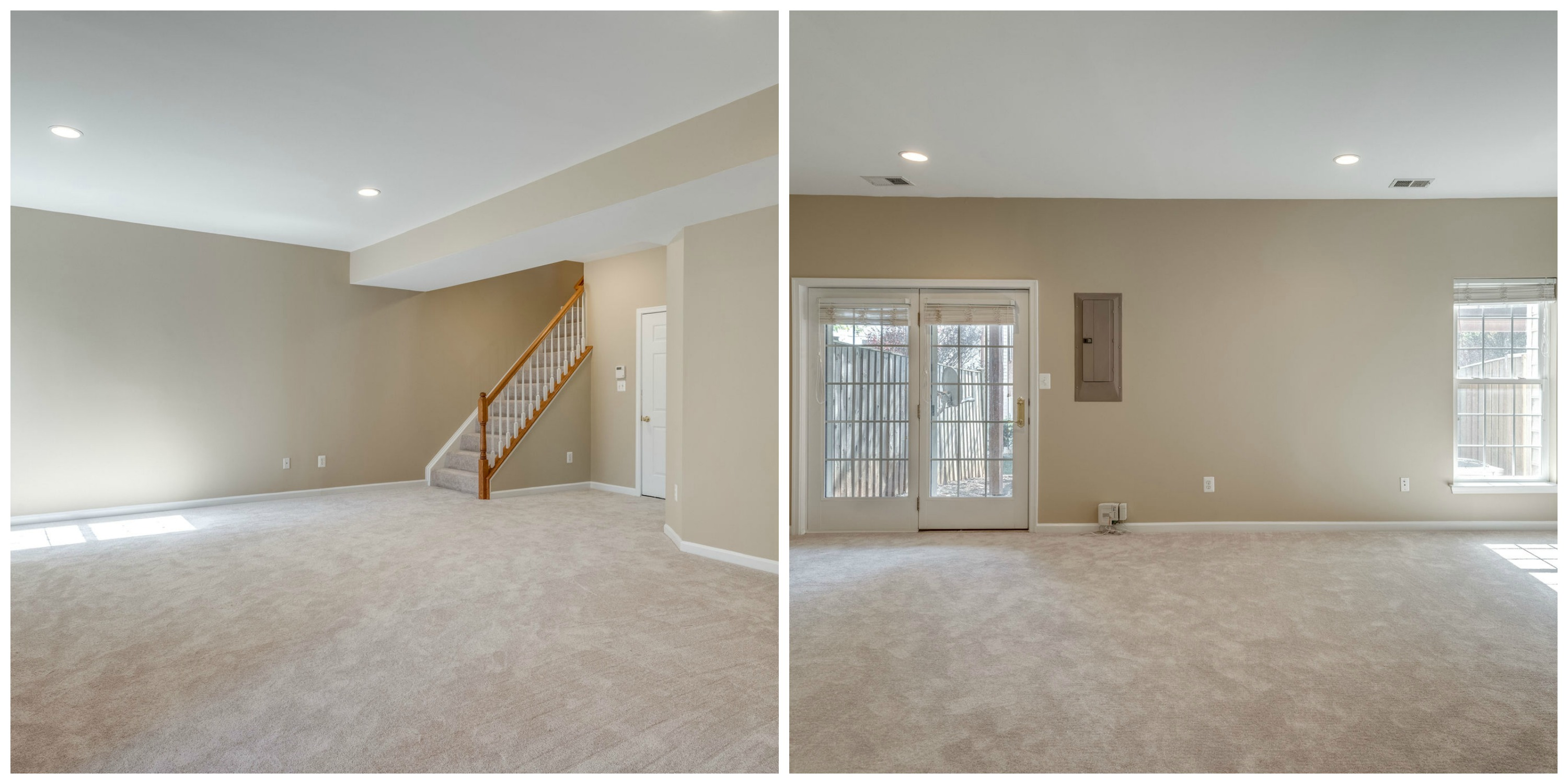 Pickett Corner Ter- Loudoun Valley Estates- Lower Level