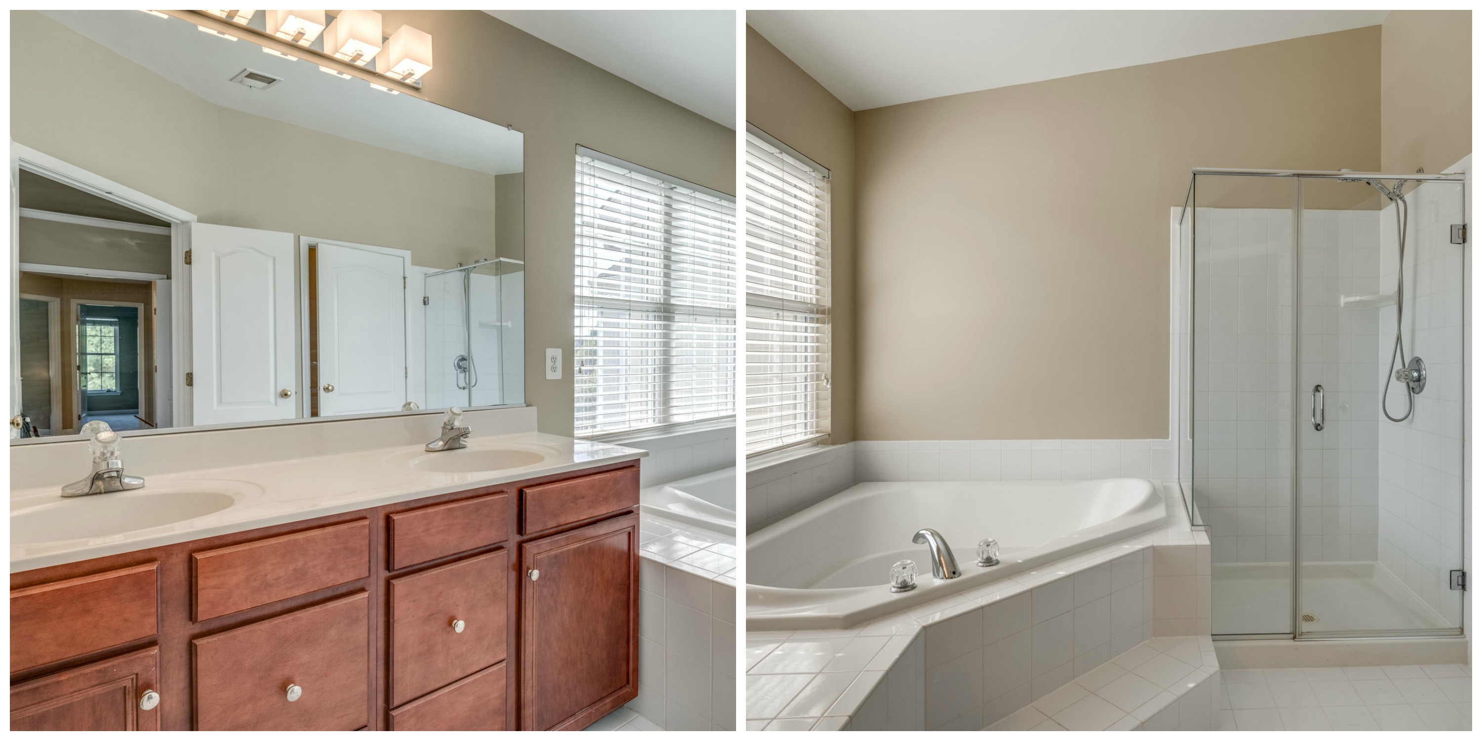 43627 Pickett Corner Ter- Loudoun Valley Estates- Master Bathroom
