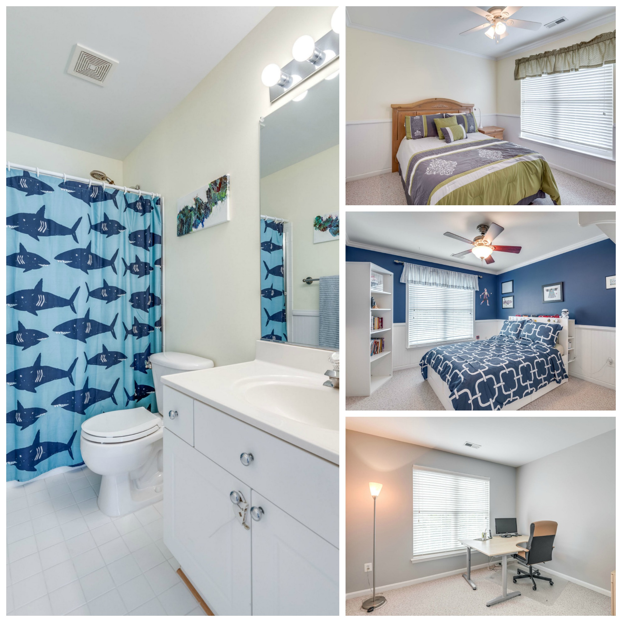 21531 Plymouth Pl Ashburn- Additional Upstairs Bedrooms and Bathroom