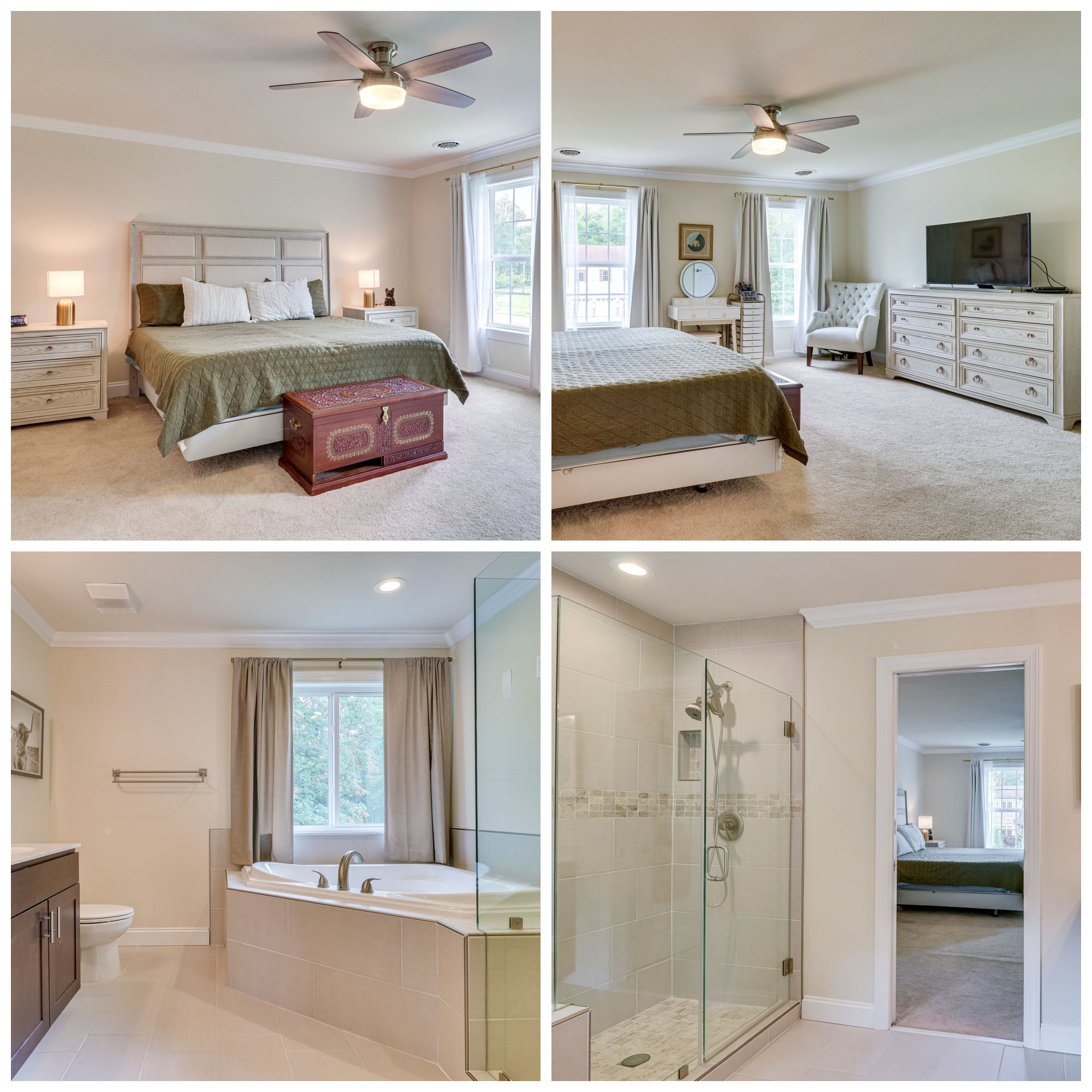 20166 Redrose Dr, Sterling- Primary Suite