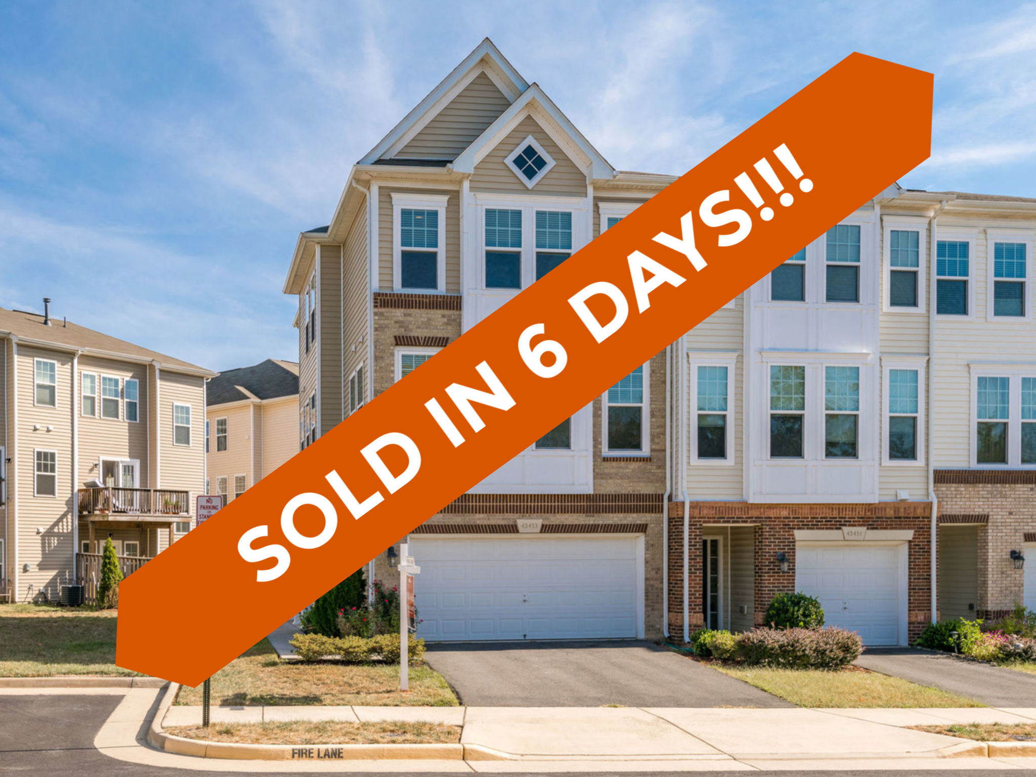 43453 Rickenbacker Sq, Ashburn - SOLD