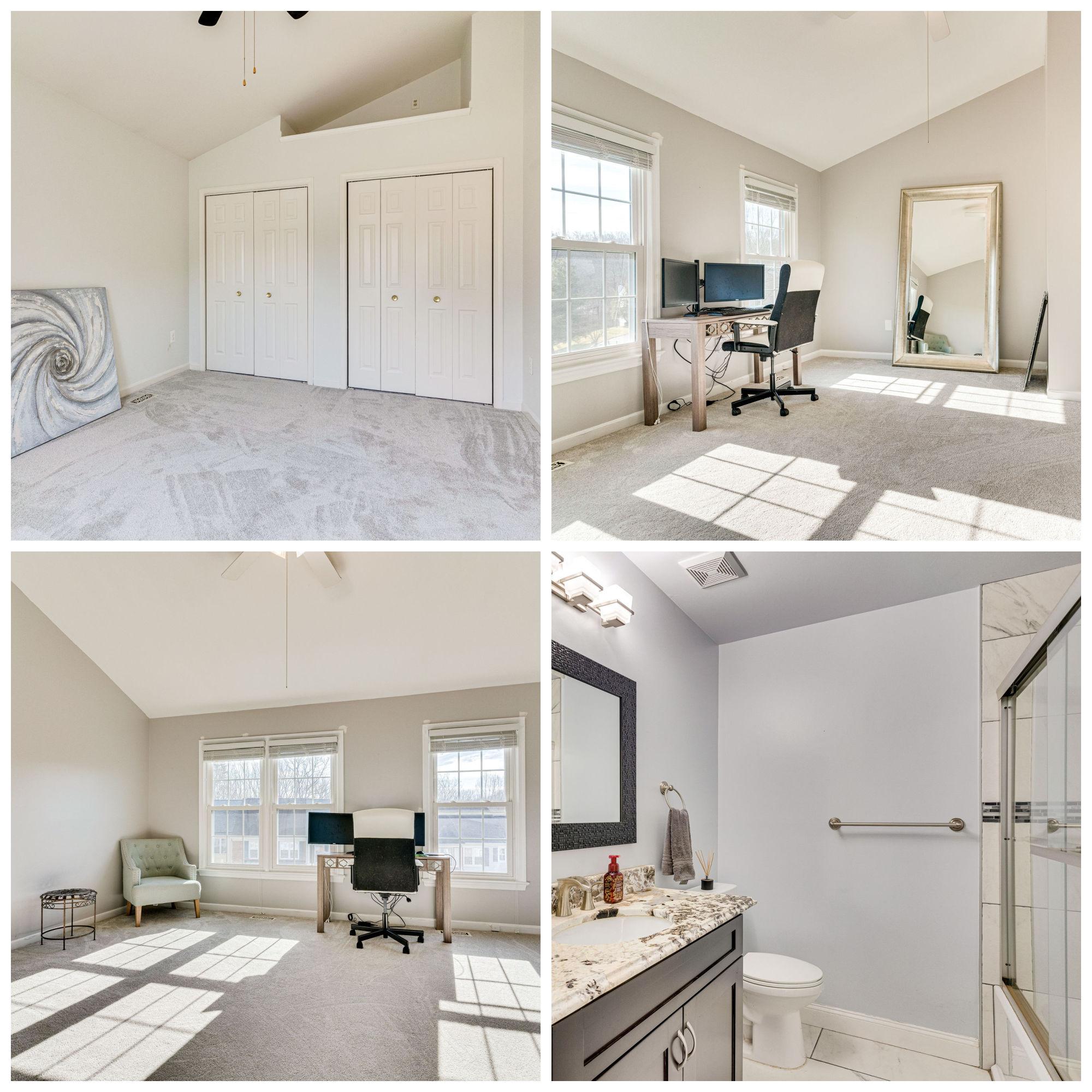 7430 Ridge Oak Ct, Springfield- Additional Bedrooms and Bath