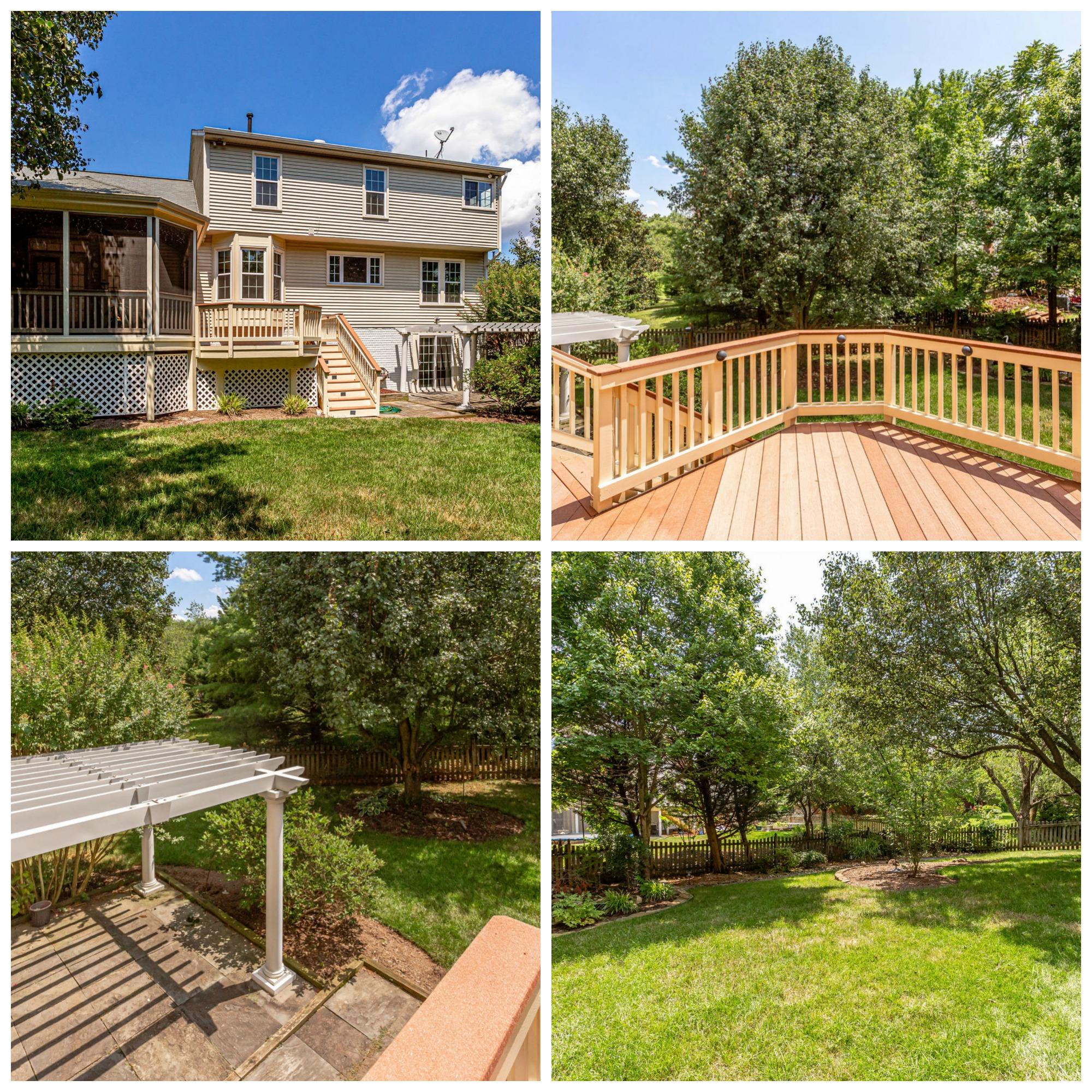 43459 Ridgeview Pl Ashburn Farm - Backyard