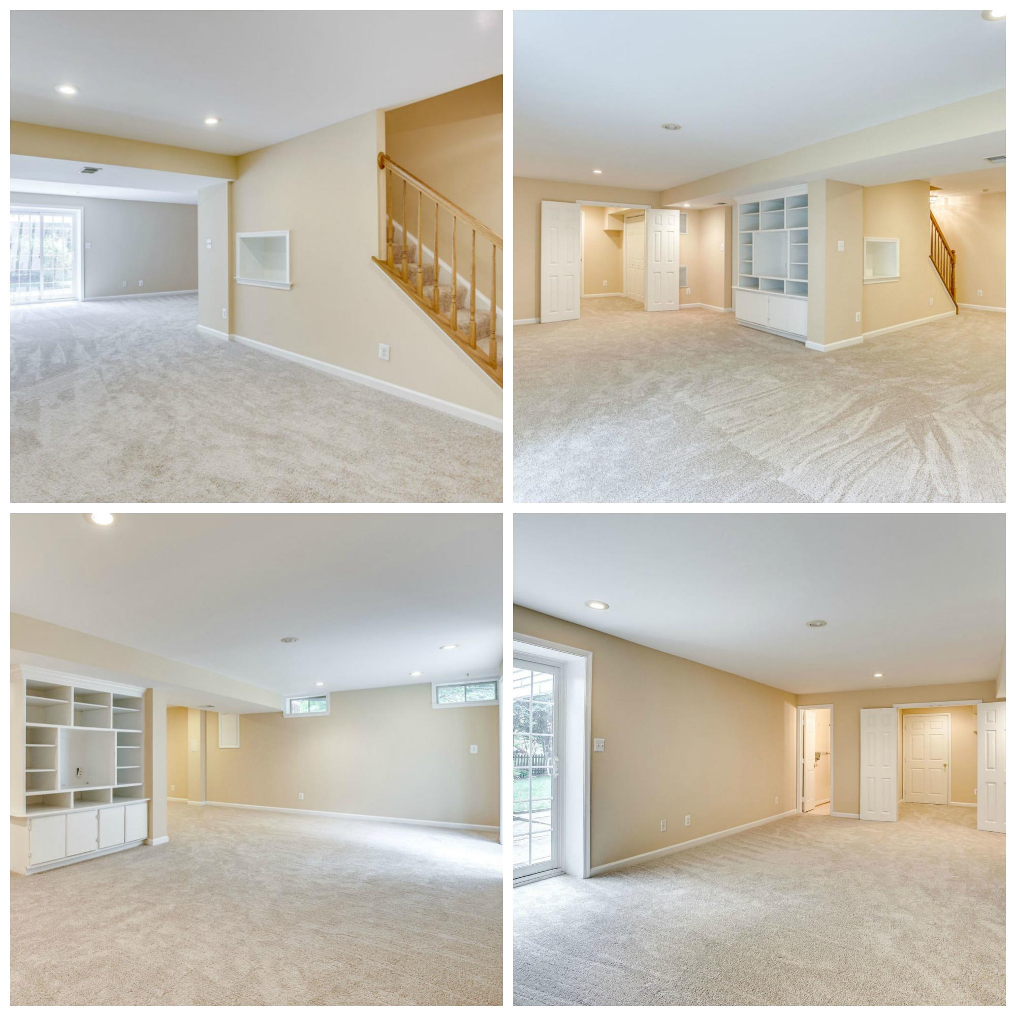 43459 Ridgeview Pl Ashburn Farm - Lower Level Rec Room