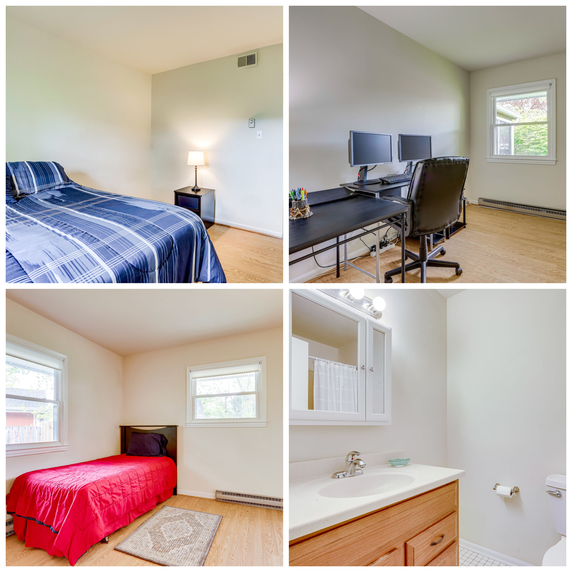 605 E Roanoke Rd, Sterling- Additional Bedrooms and Bath