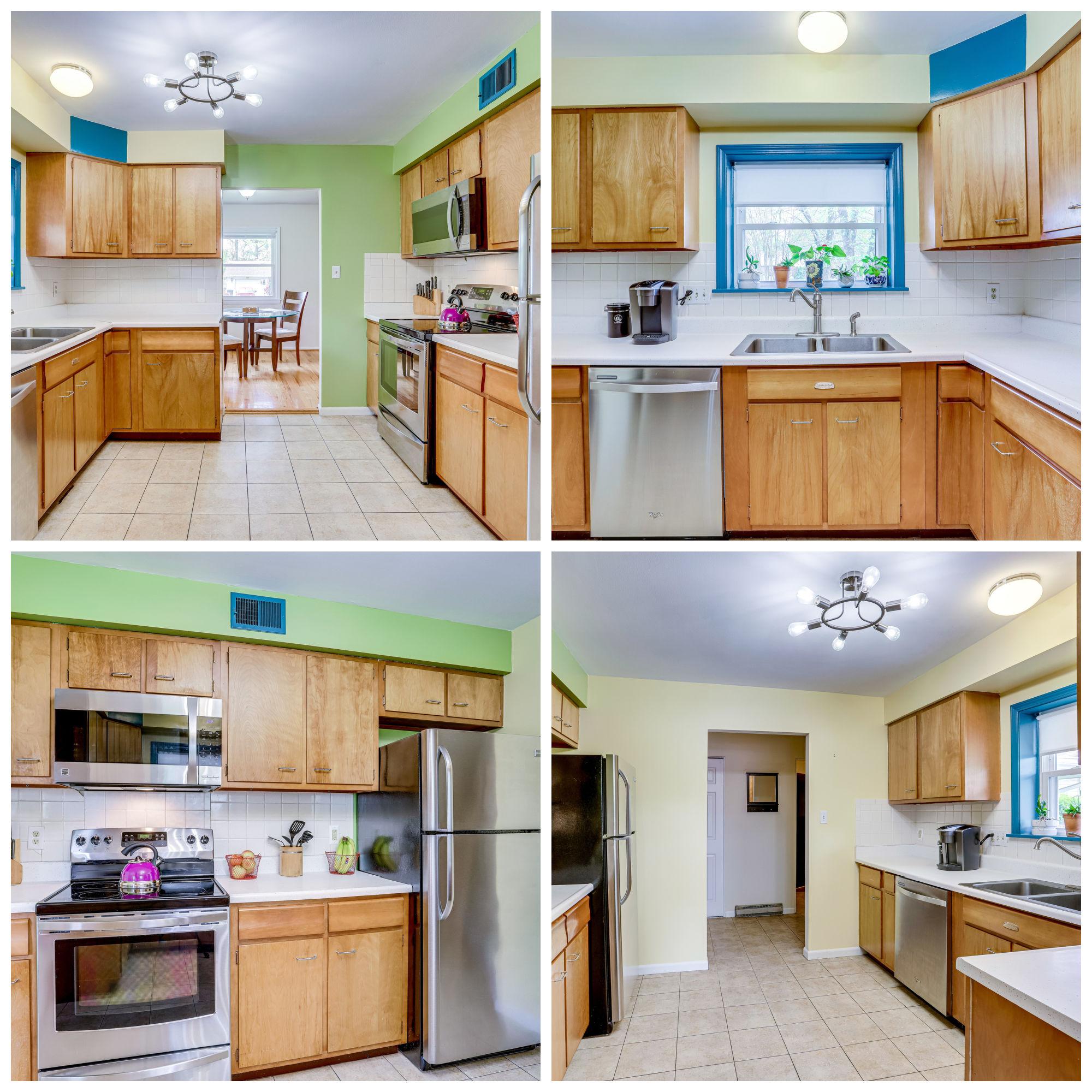 605 E Roanoke Rd, Sterling- Kitchen